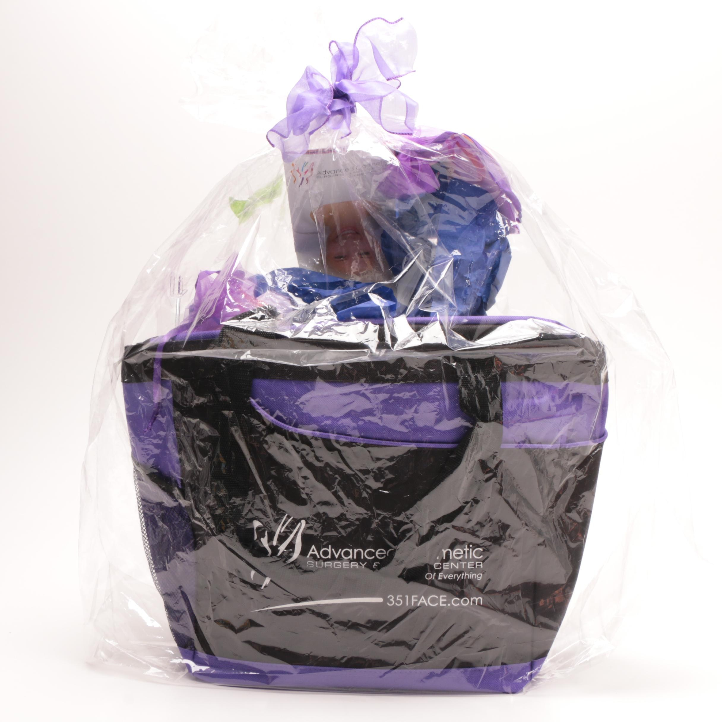 Advanced Cosmetic Surgery & Laser Center Edwards Road Cincinnati Gift Bag