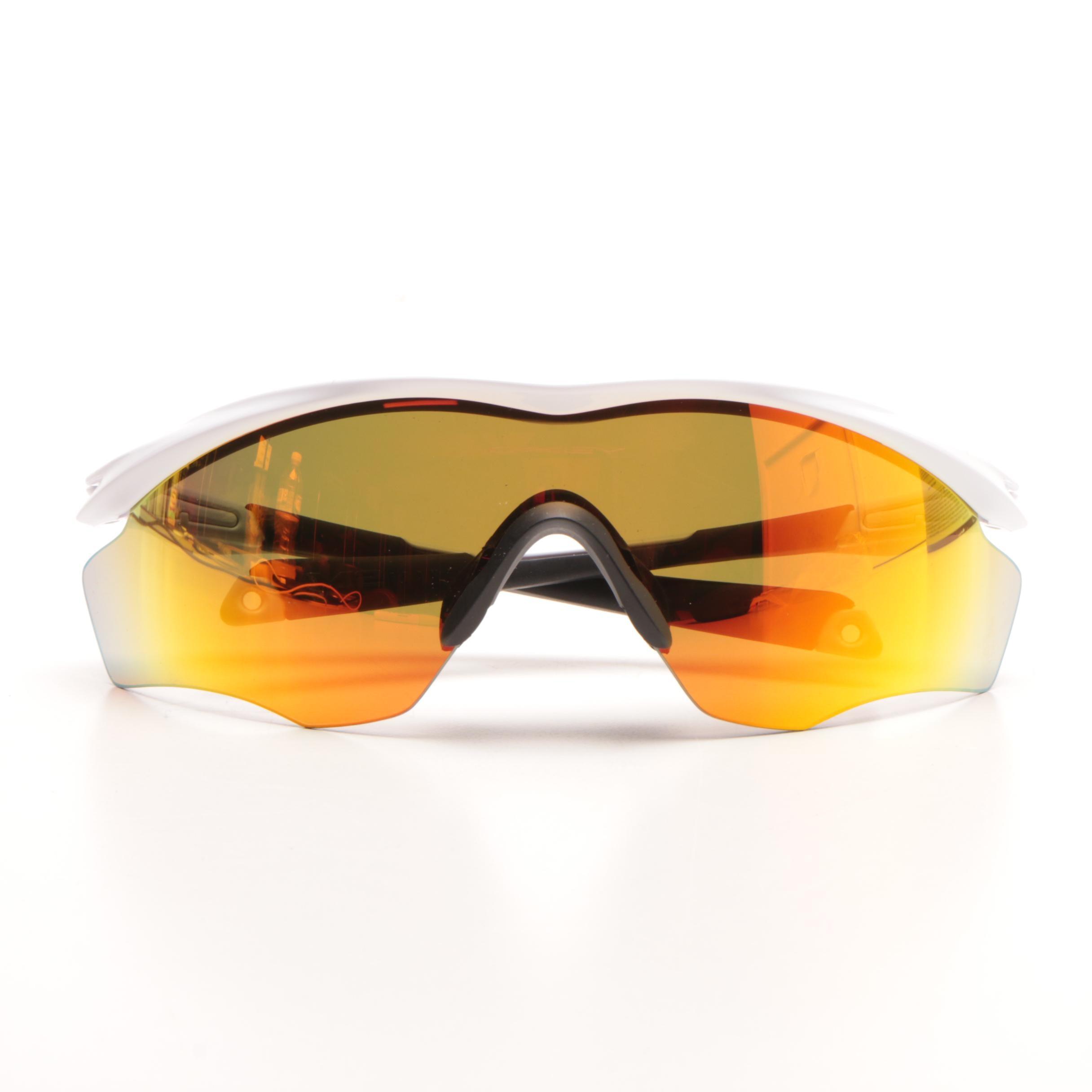 Men's Oakley Shield Sunglasses with Case