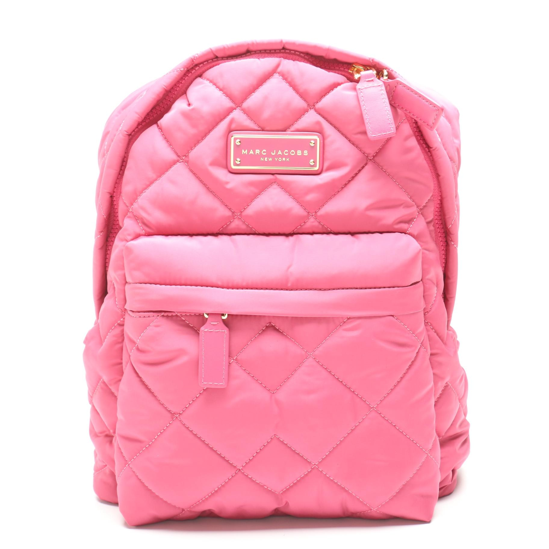 Marc Jacobs of New York Hot Pink Backpack With Tags