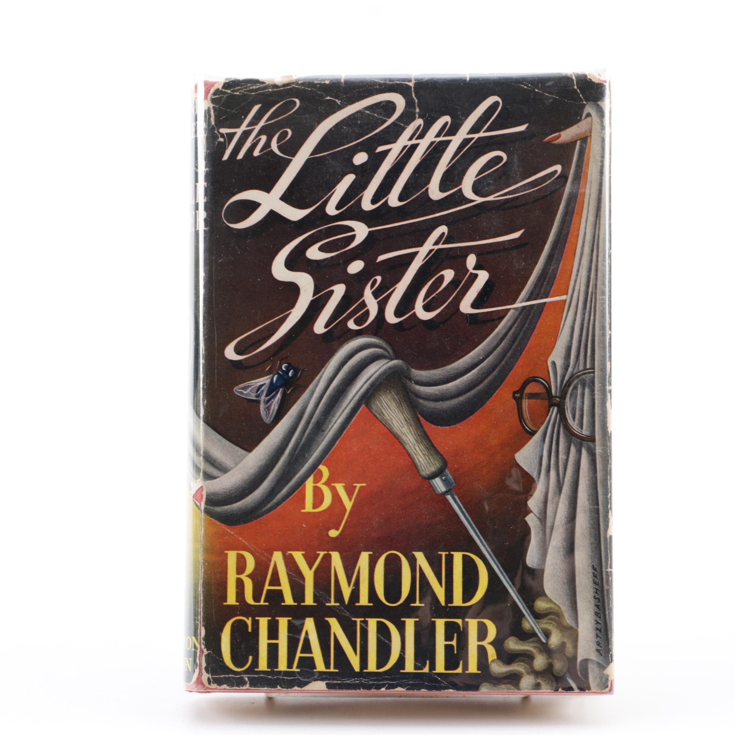 """1949 First US Edition """"The Little Sister"""" by Raymond Chandler"""