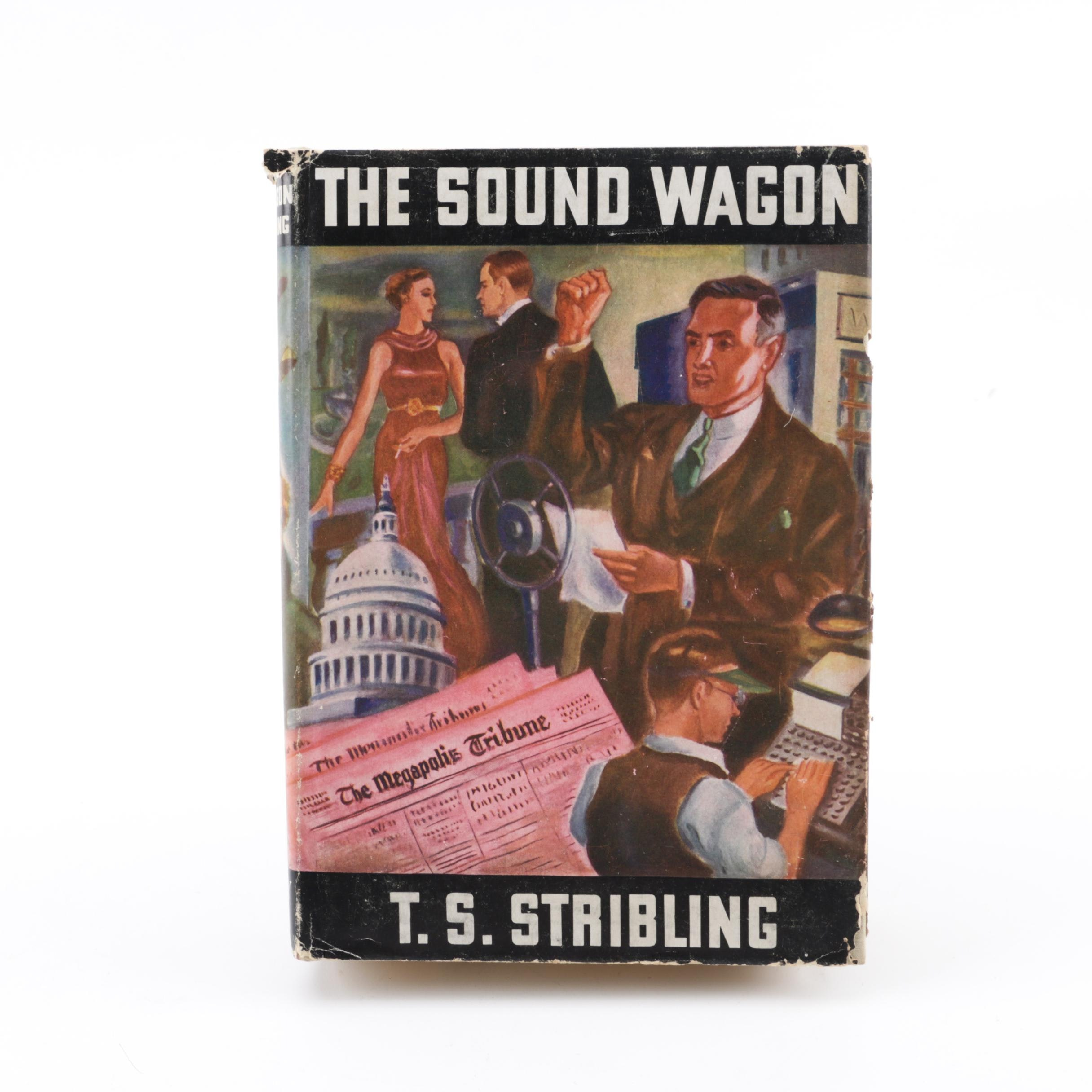 """1936 """"The Sound Wagon"""" by T. S. Stribling"""
