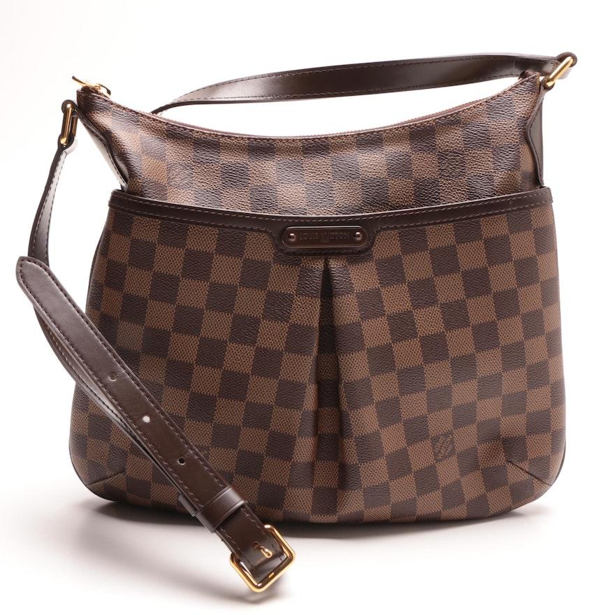 cebd2db5b560 Louis Vuitton of Paris Damier Ebene Bloomsbury PM   EBTH