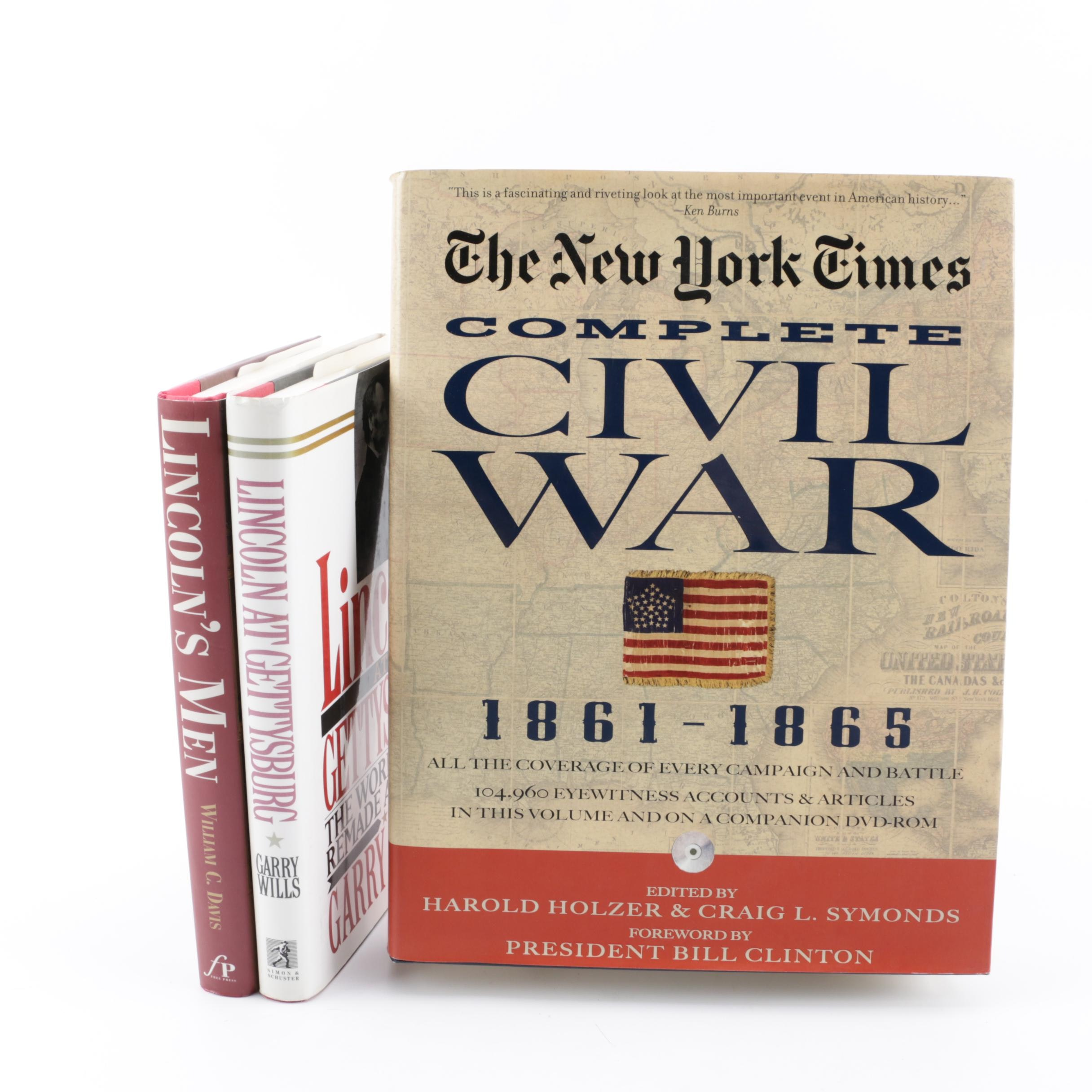 Books on the American Civil War