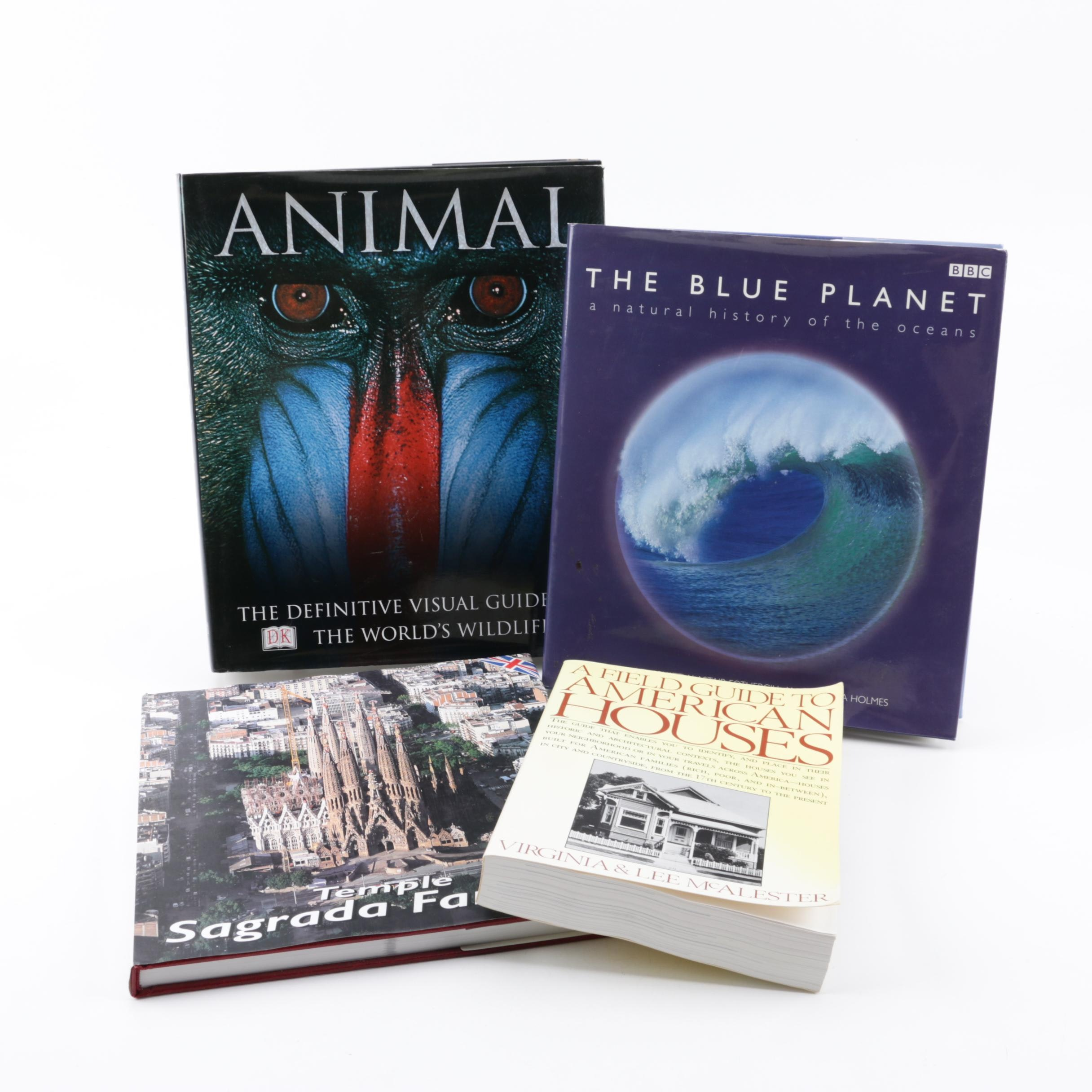 "Nonfiction Books including ""The Blue Planet"""