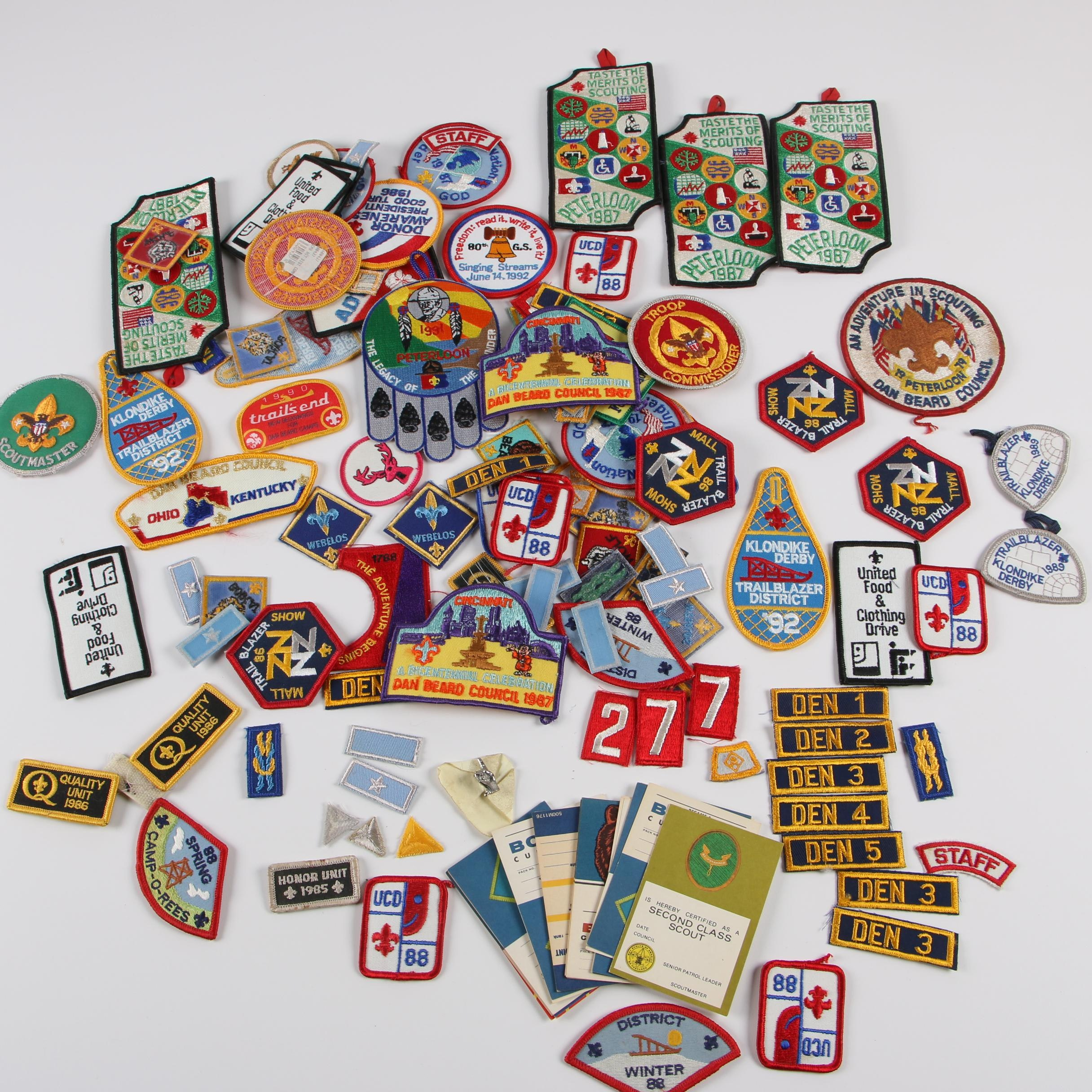 Boy Scouts of America Badges