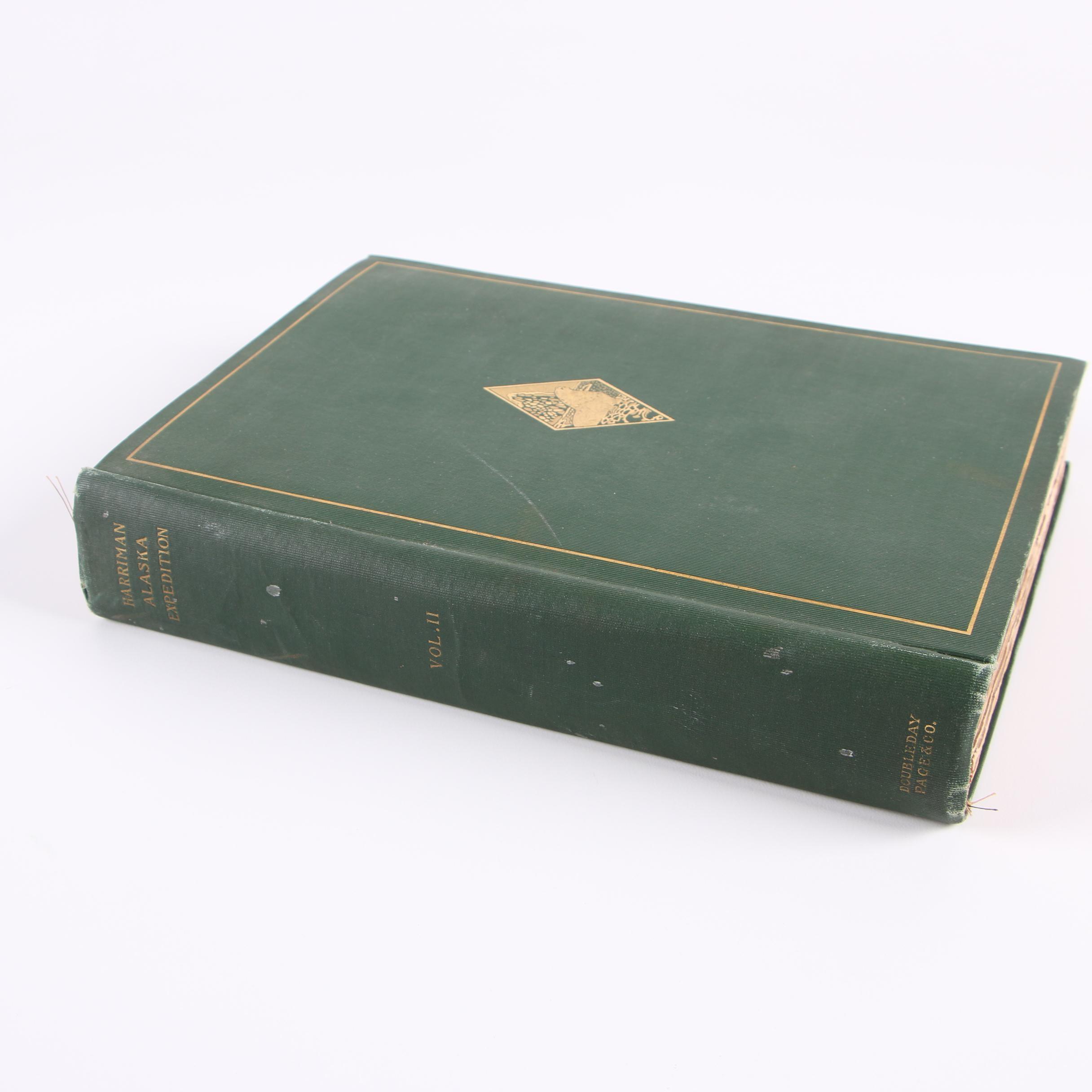 "1901 ""Alaska: History, Geography, Resources"" Volume II"