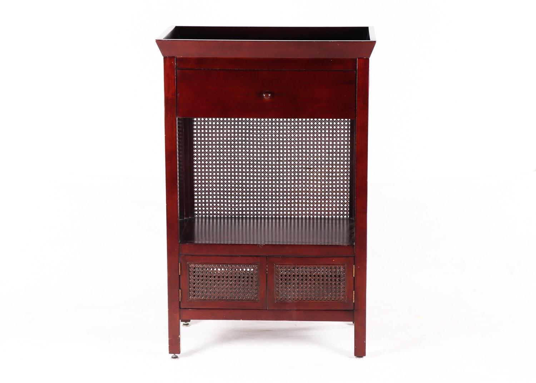 """Contemporary Williams Sonoma """"Home"""" Cabinet"""
