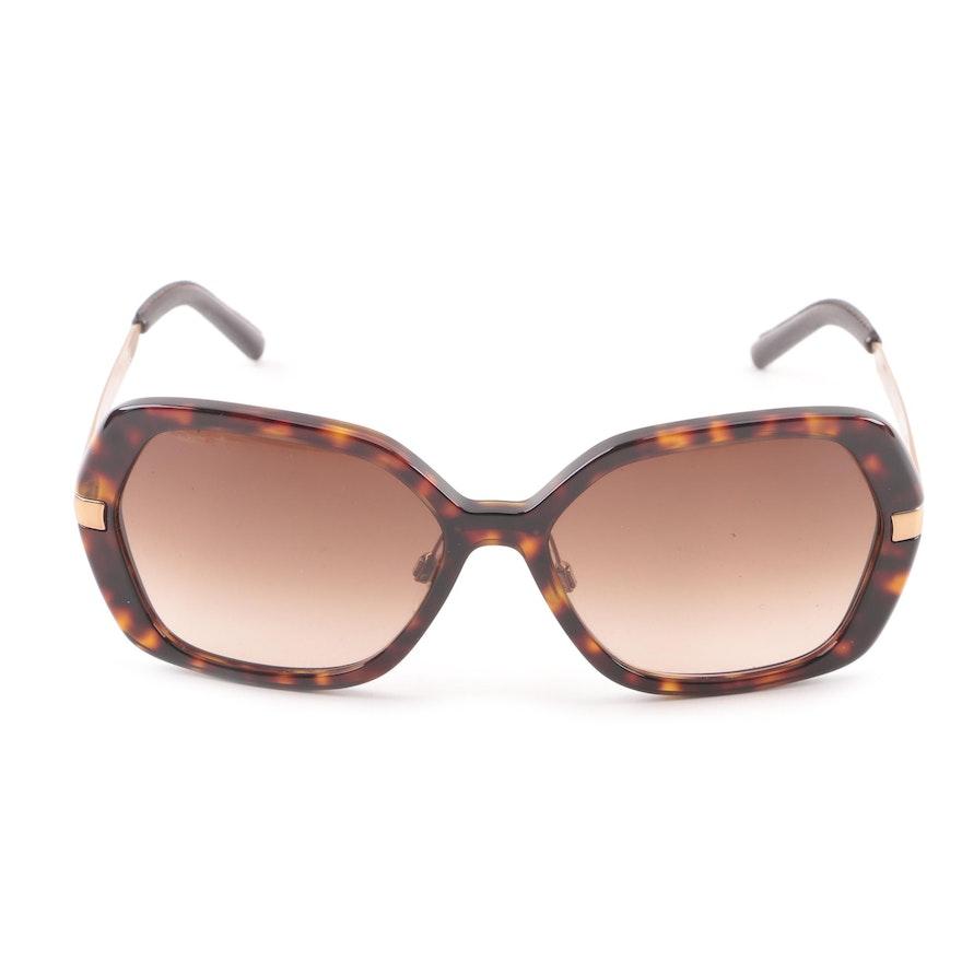 e479ad99eb Burberry 4153-Q Tortoiseshell Style Sunglasses   EBTH