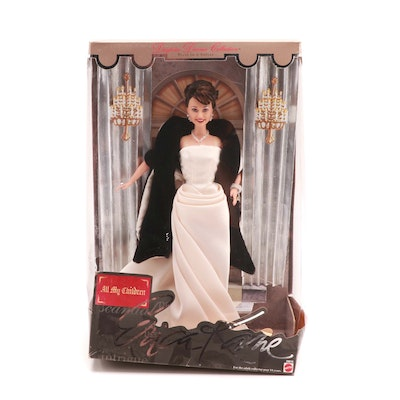 "1998 Mattel Signed ""All My Children"" Erica Kane Fashion Doll"