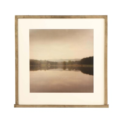 Lynn Geesaman Color C-Print Photograph of Bernheim Arboretum