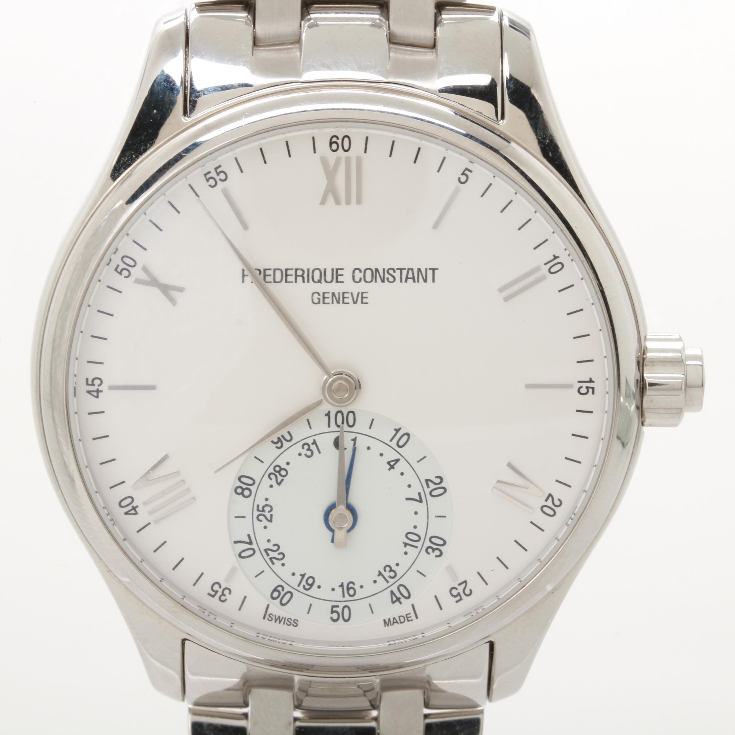 Frederique Constant Horlogical Smart Watch