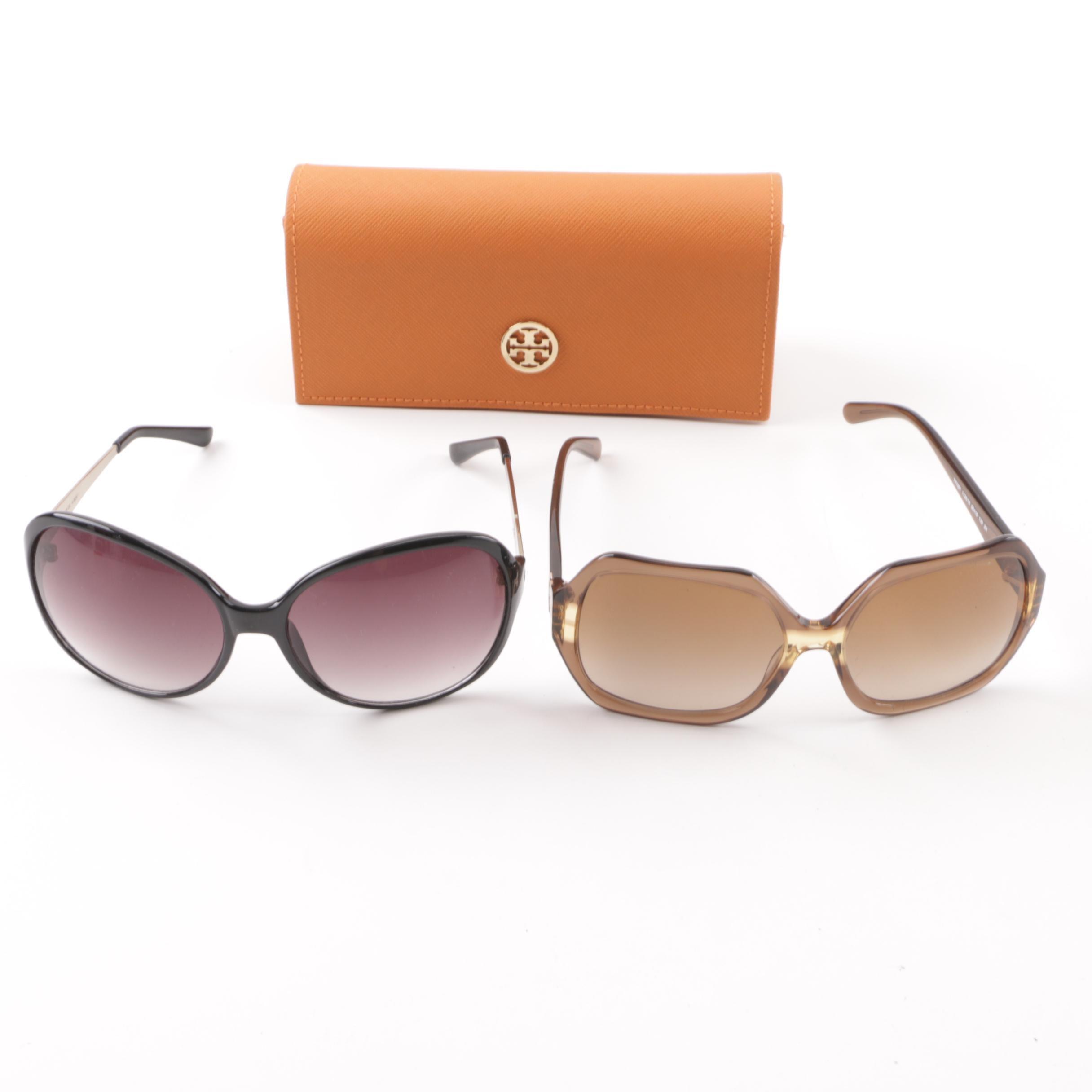 Tory Burch and O by Oscar de la Renta Sunglasses