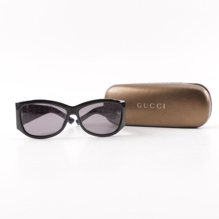 dcd7471ca89 Gucci GG 2953 S Haobm Sunglasses with Case   EBTH