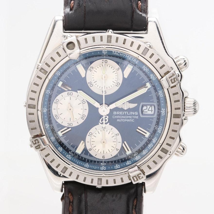 Breitling Chronomat A13352 Chronograph Wristwatch EBTH