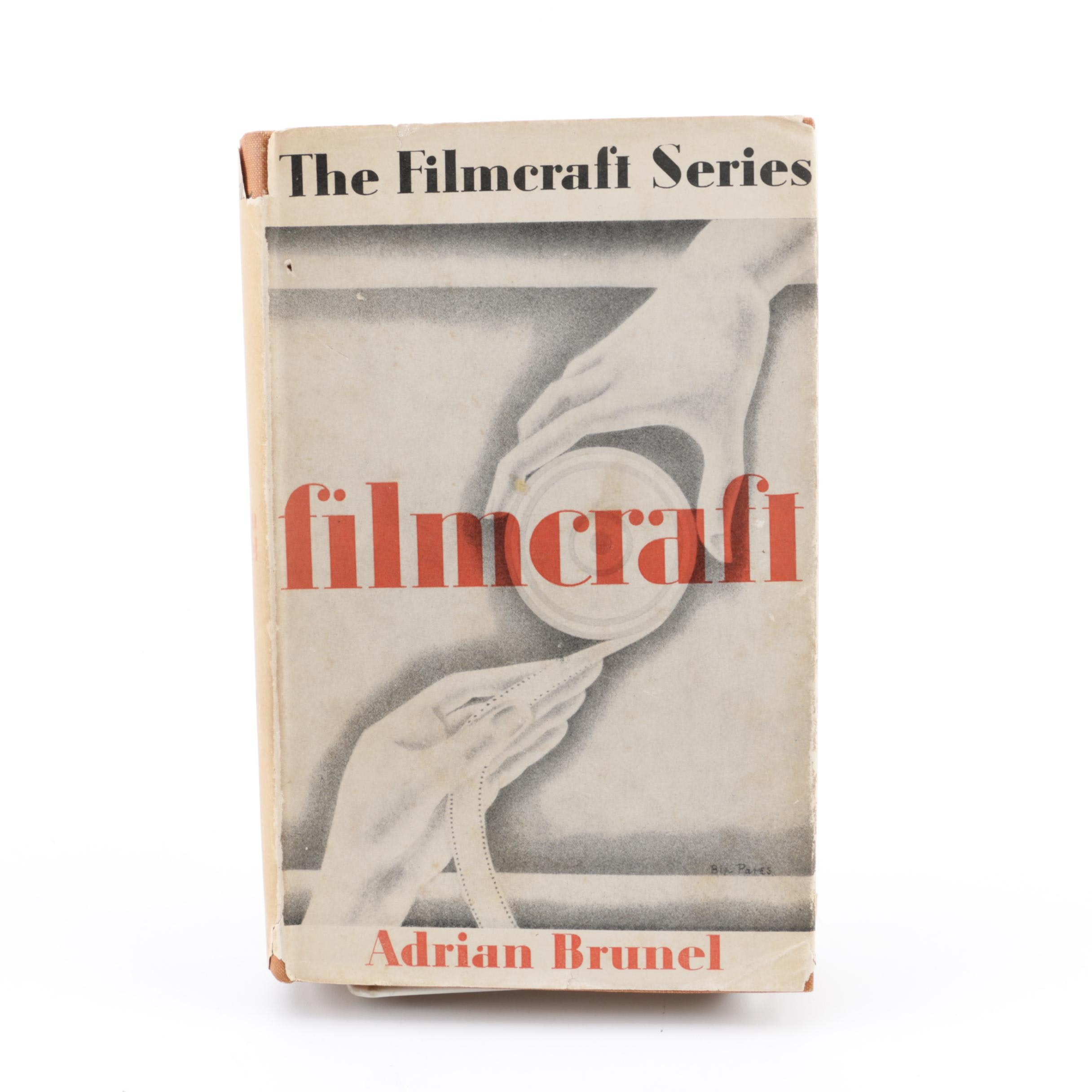 "1935 ""Filmcraft: The Art of Picture Production"" by Adrian Brunel"