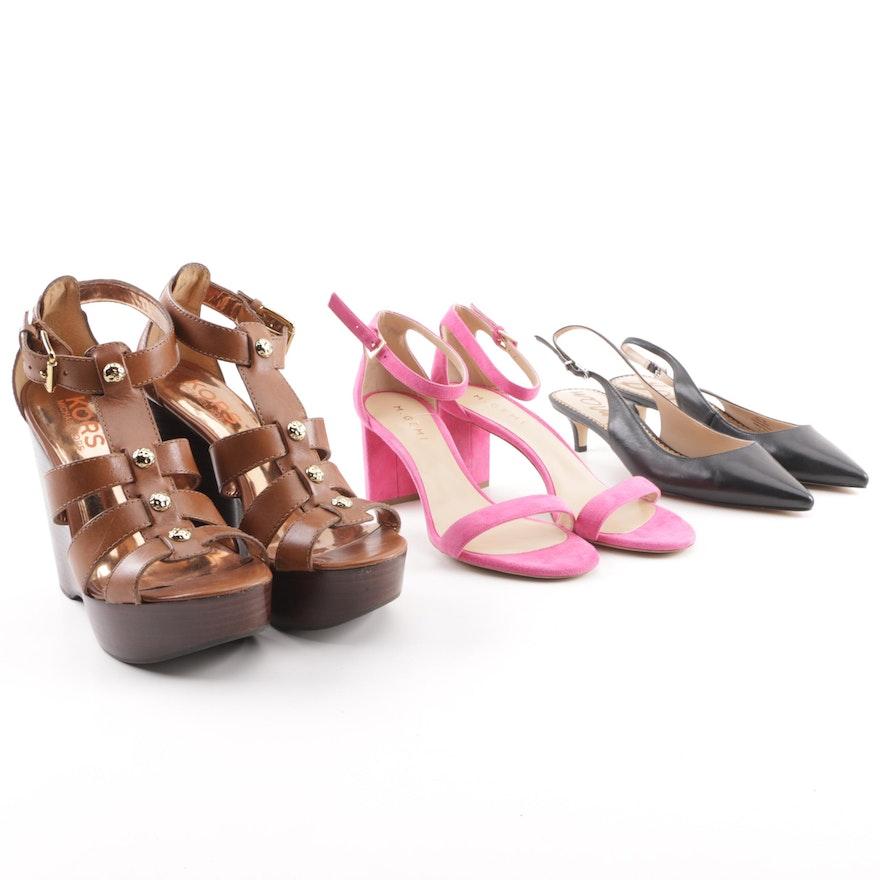 f41d05c3ebc5 Women s Sandals and Slingbacks Including Sam Edelman   EBTH