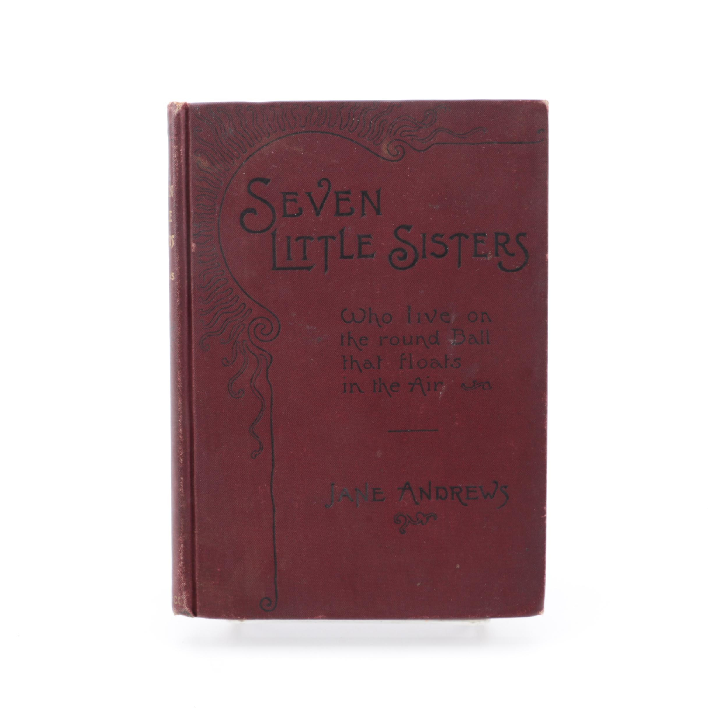 "1897 ""The Seven Little Sisters"" by Jane Andrews"