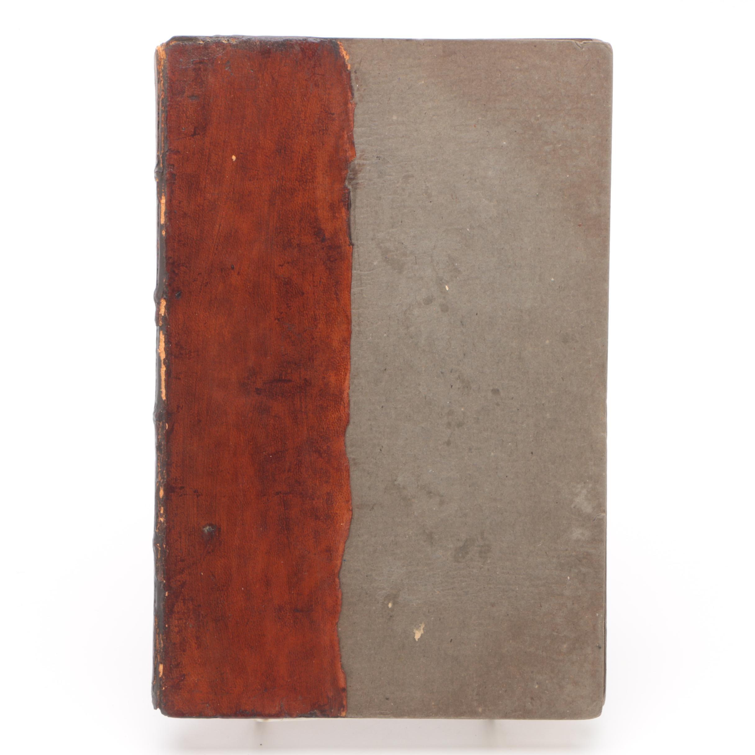 """1912 """"L'Équation de Fredholm"""" by H.B. Heywood and M. Fréchet"""
