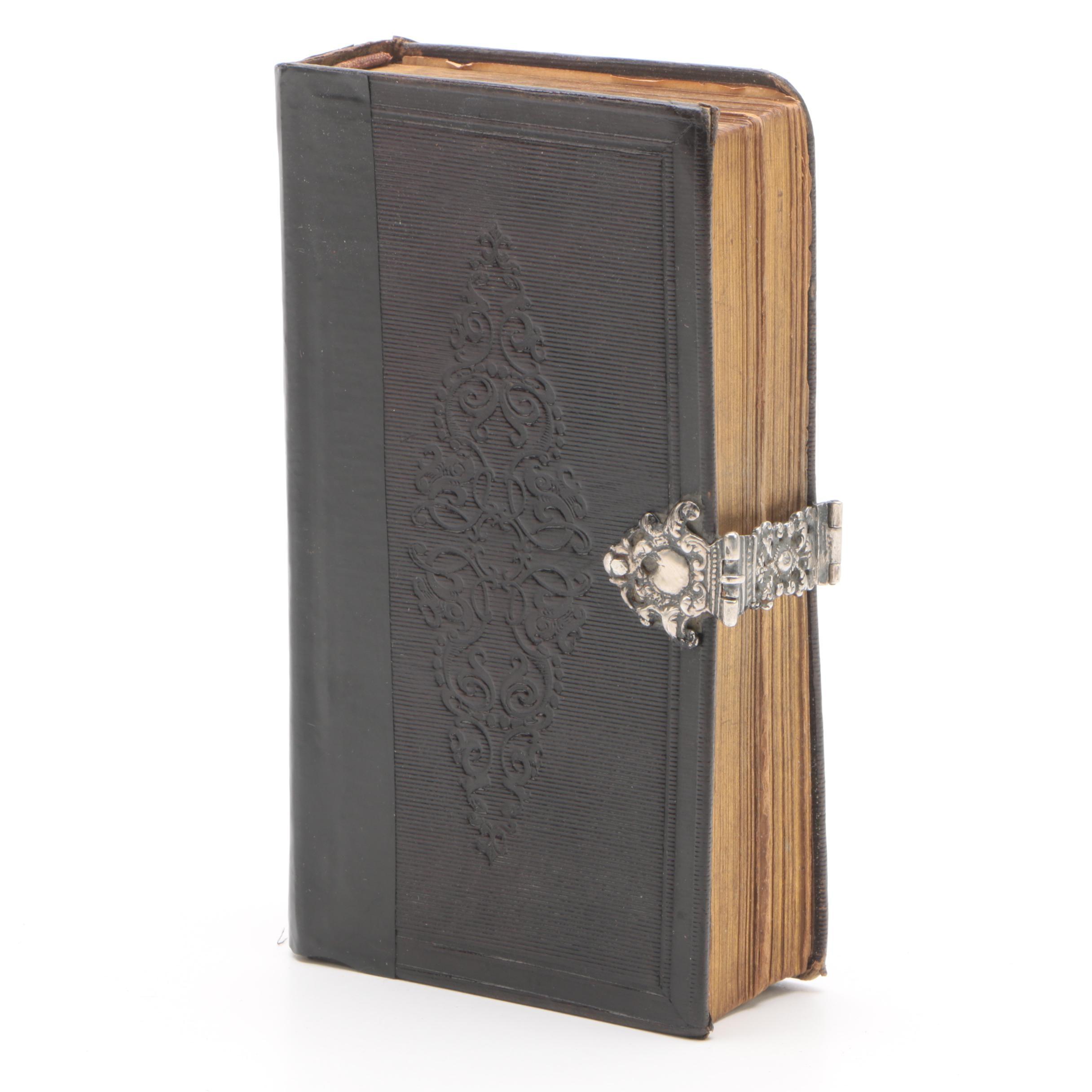 1870 Dutch-Language New Testament Bible