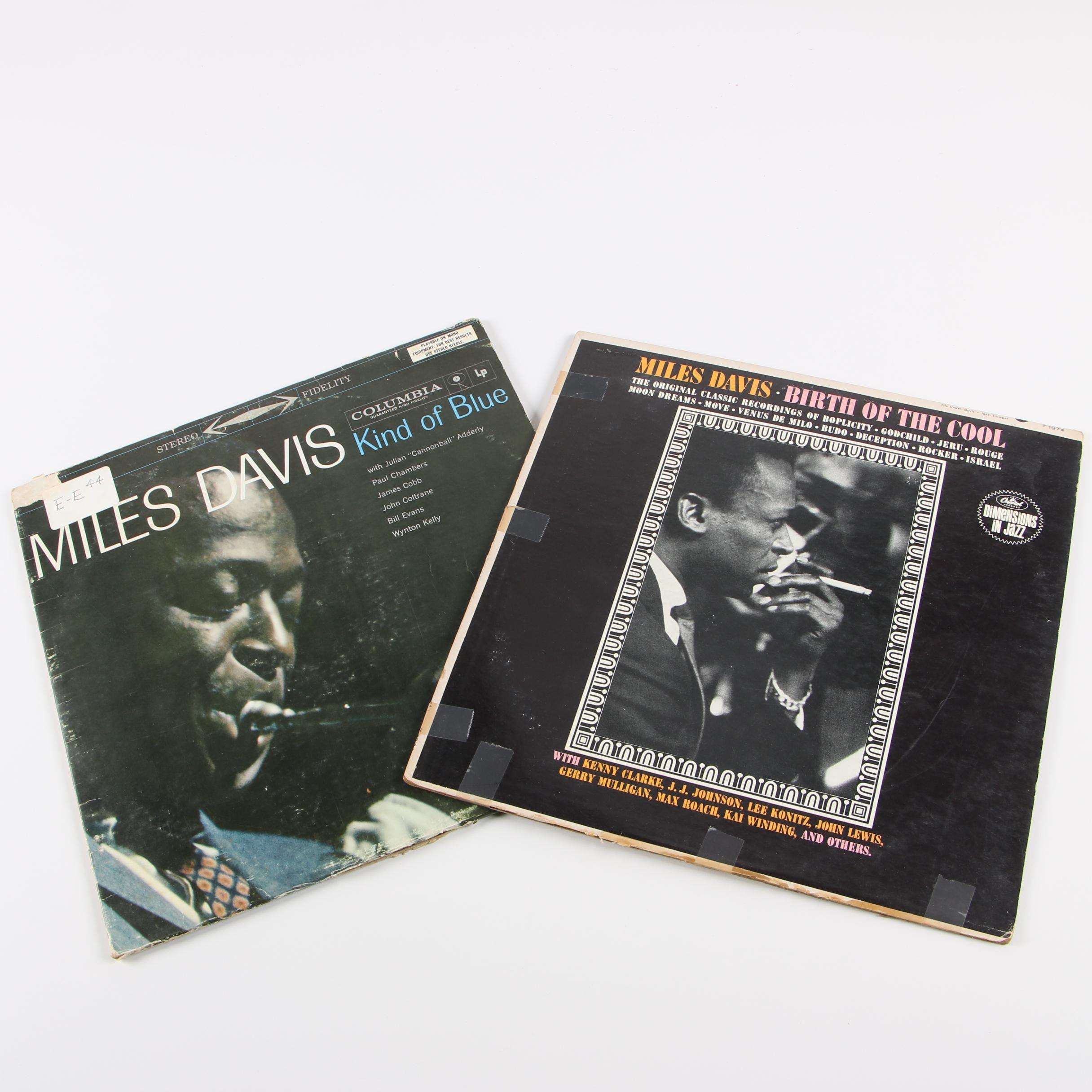 Miles Davis Records
