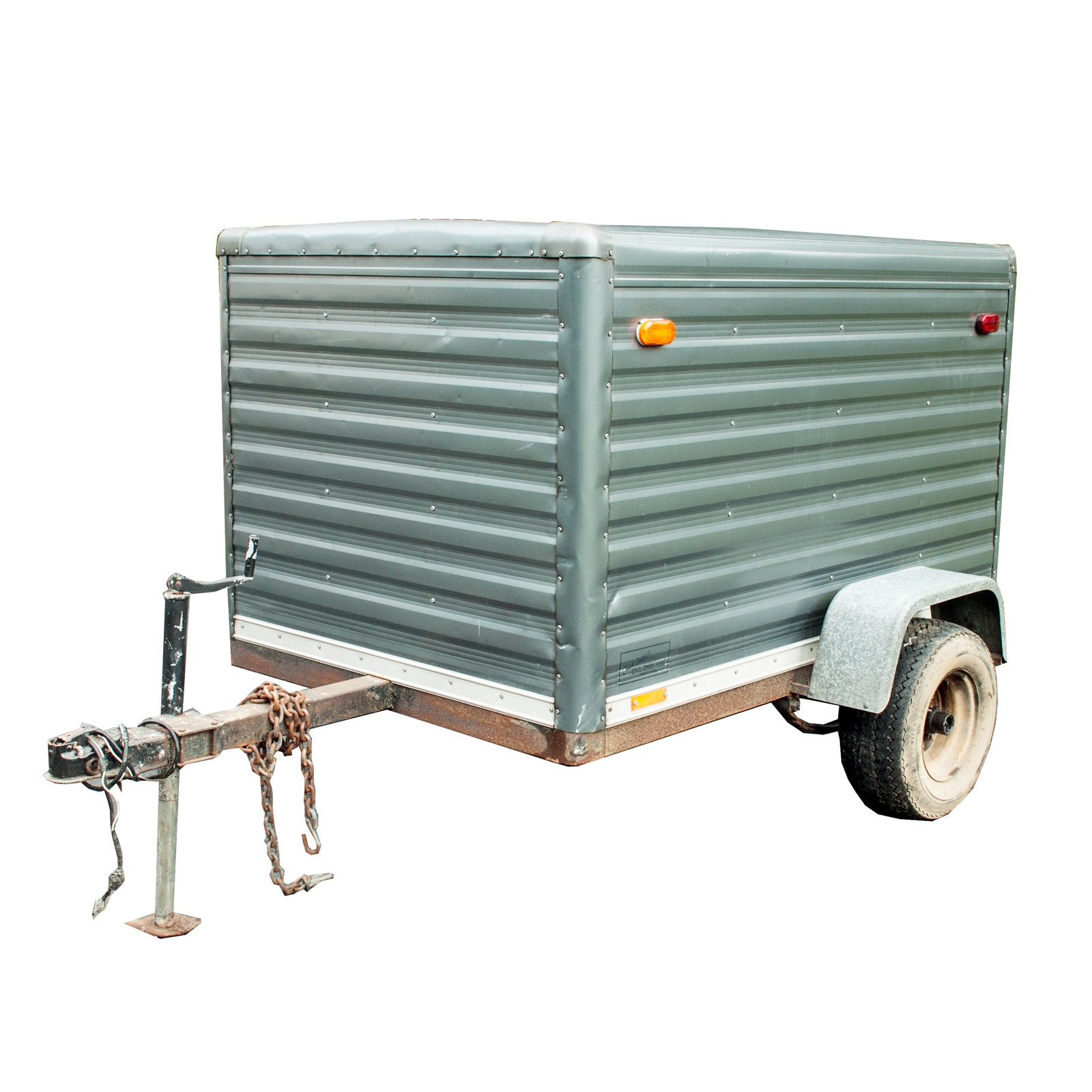 TC Products Utility Trailer