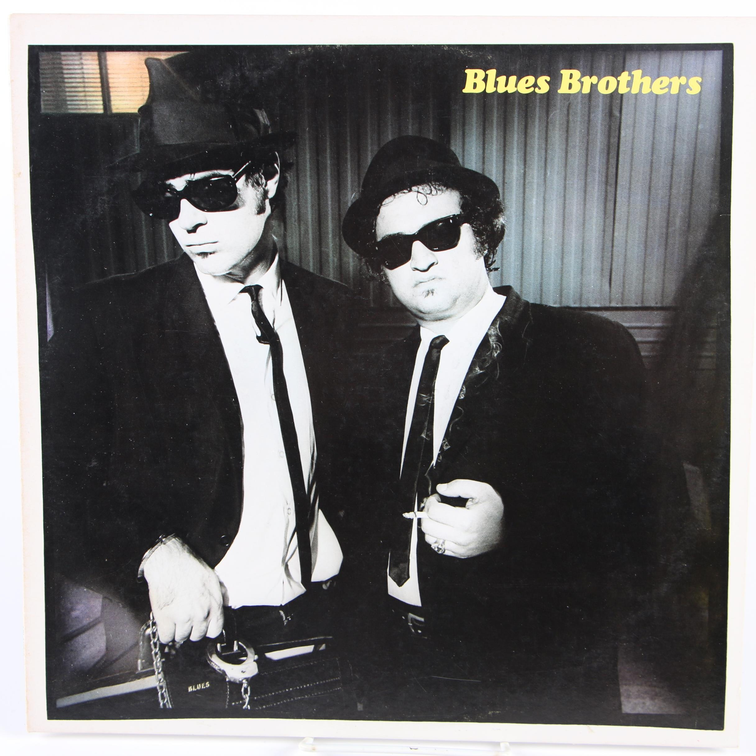 "Blues Brothers ""Briefcase Full Of Blues"" Vinyl Record"