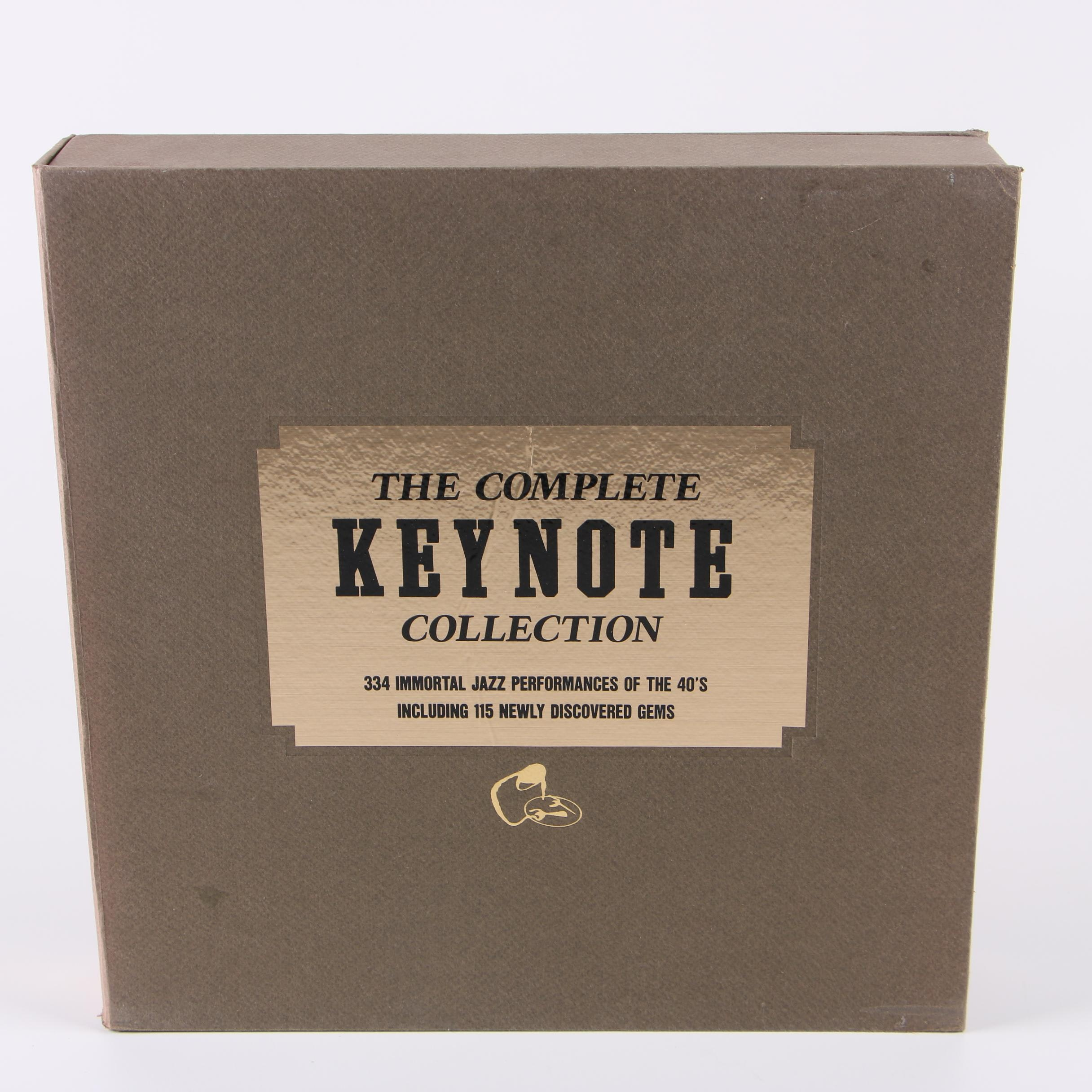 """The Complete Keynote Collection"" Vinyl Record Box Set, 1986"