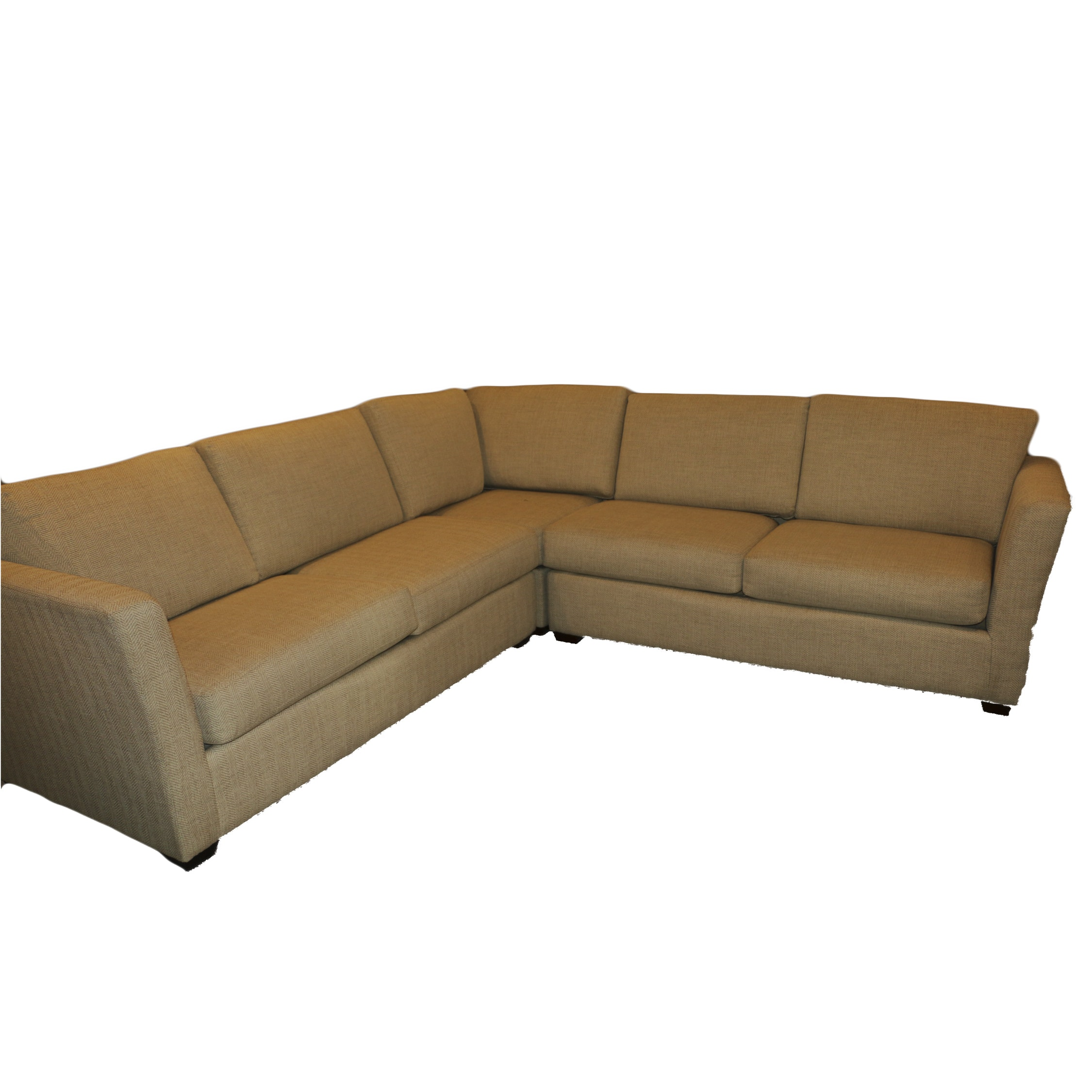 Upholstered Sectional Sofa