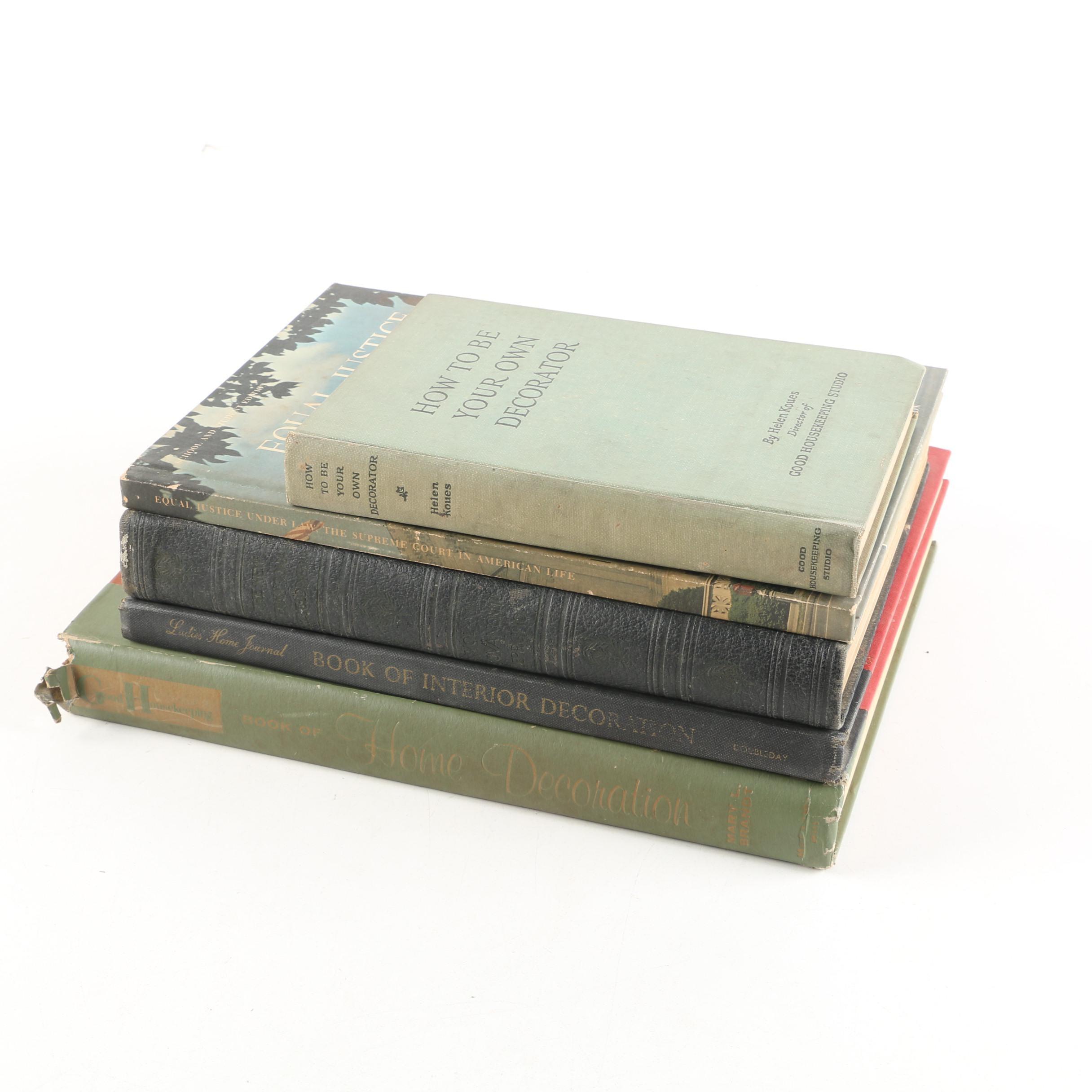 Nonfiction Books featuring Interior Design