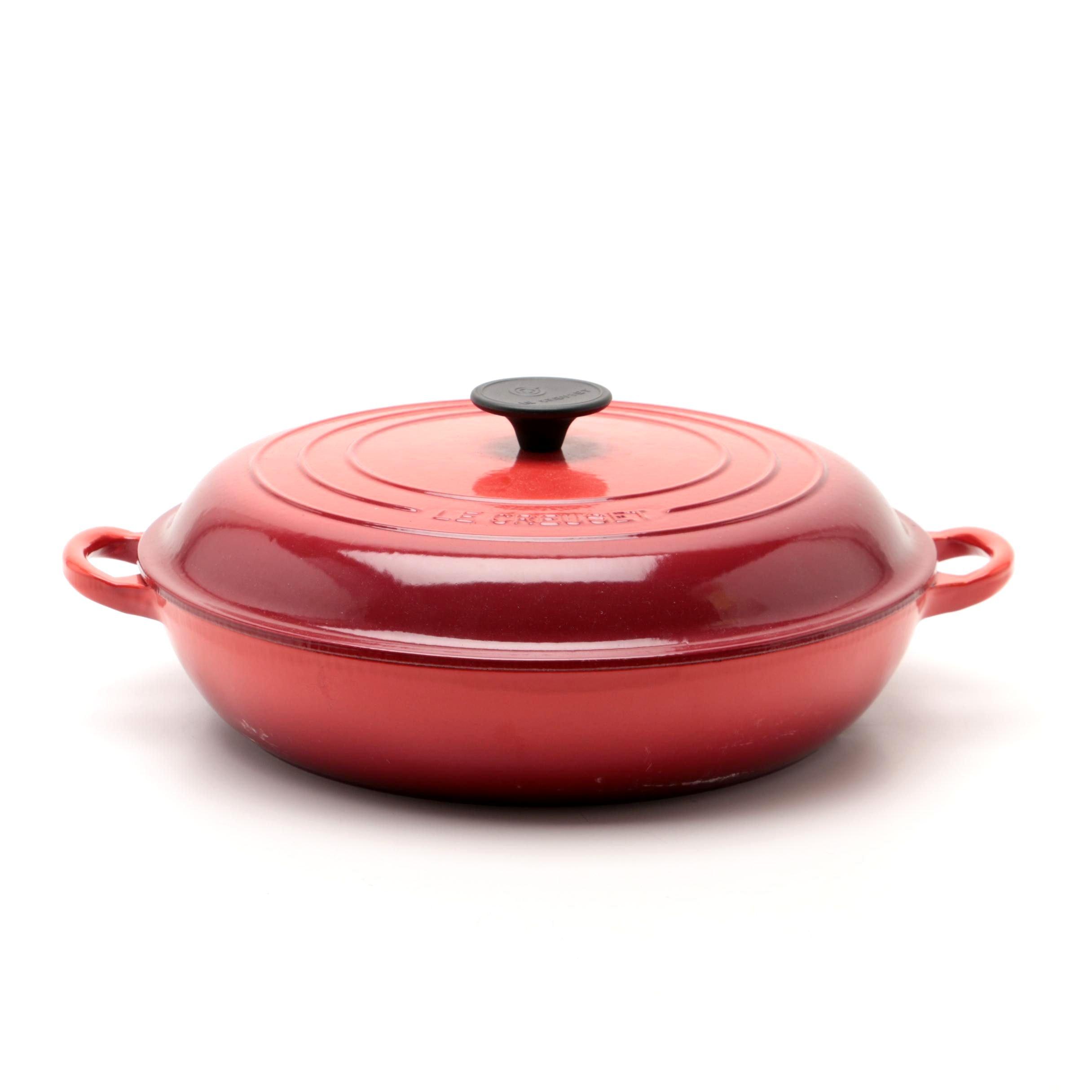 Le Creuset Enameled Cast Iron Lidded Casserole Dish