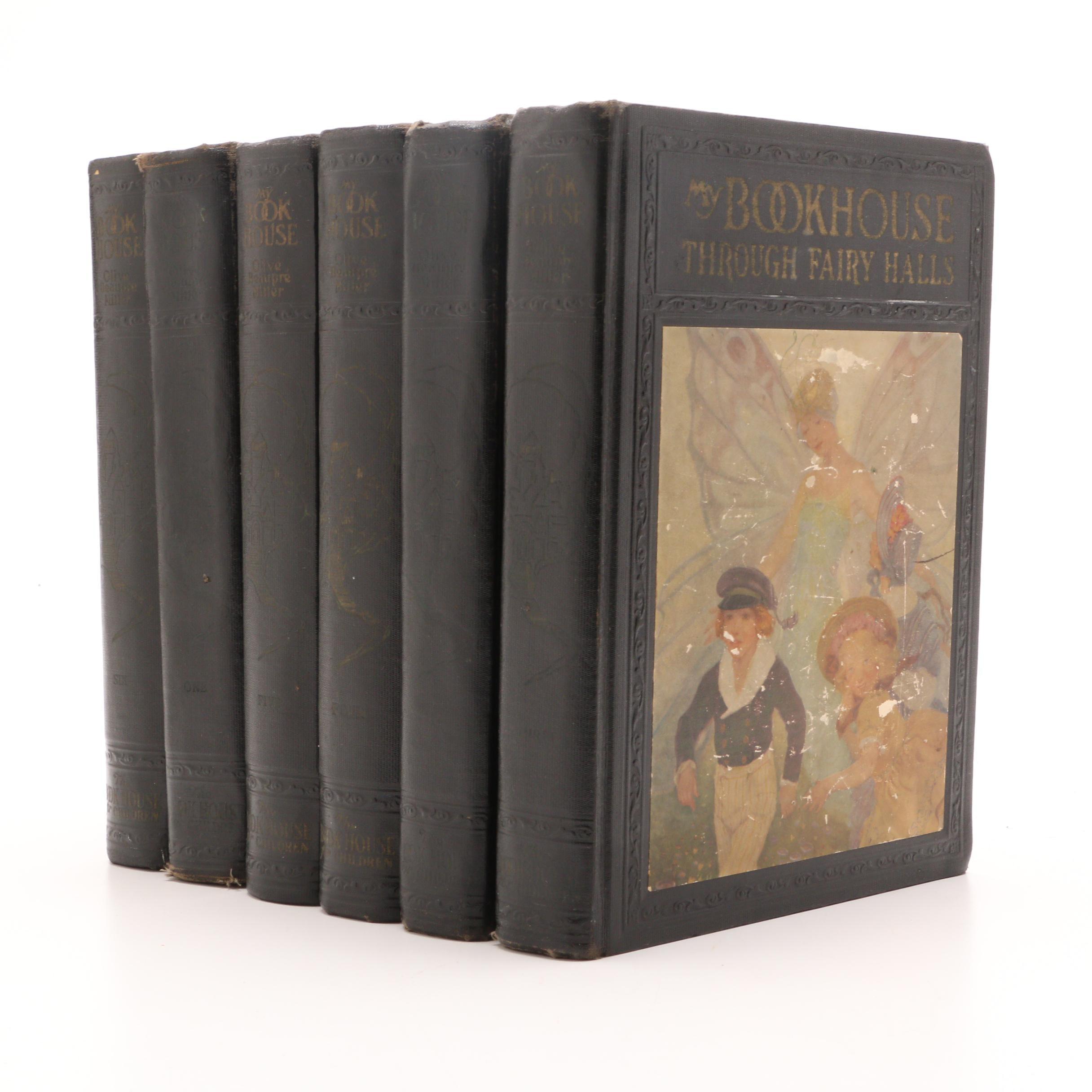"1920s ""My Bookhouse"" Children's Books"