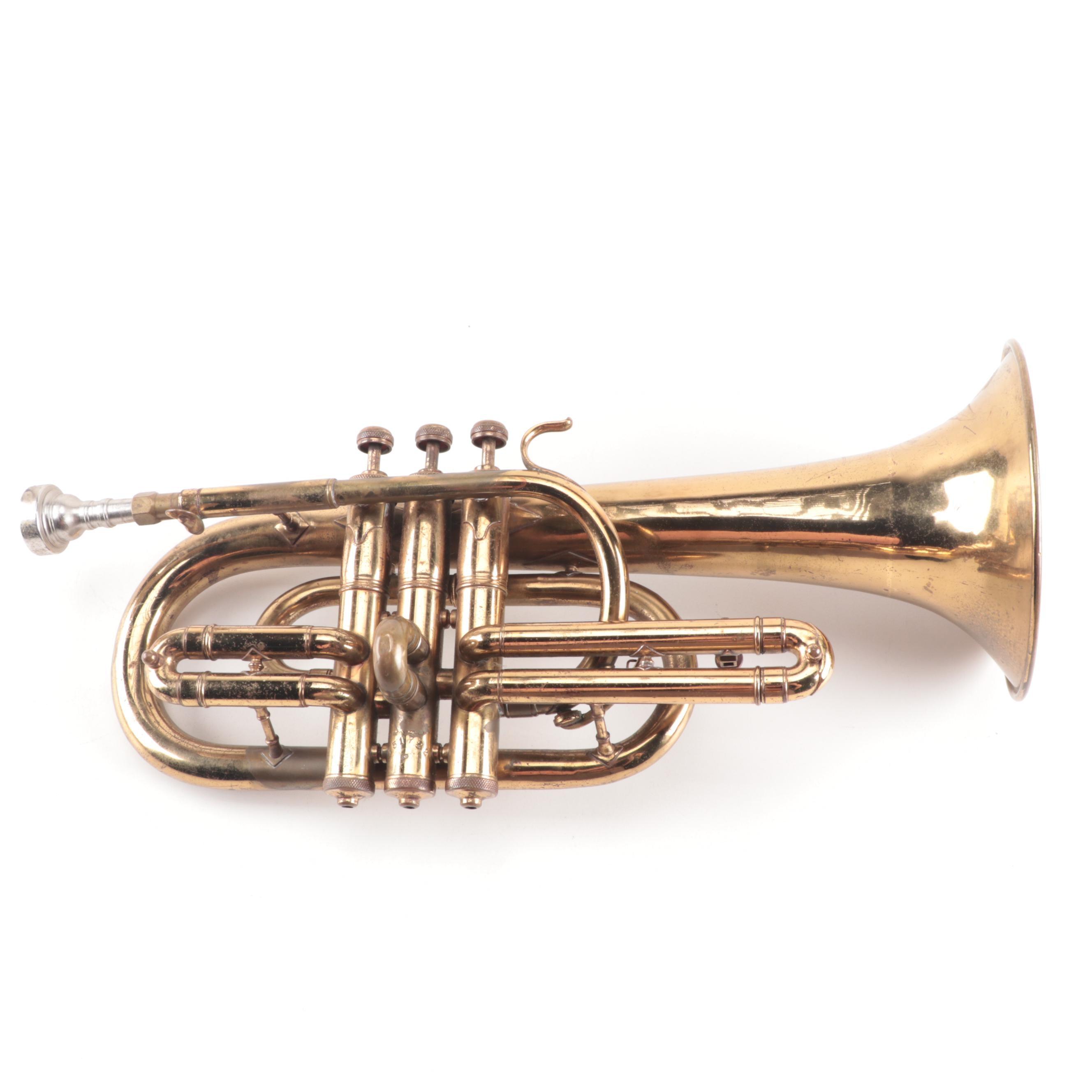 1924 Buescher True Tone Trumpet