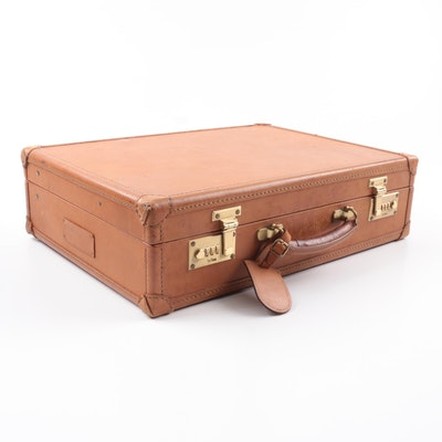 81fe83b176df Hartmann Luggage Presidential Leather Briefcase