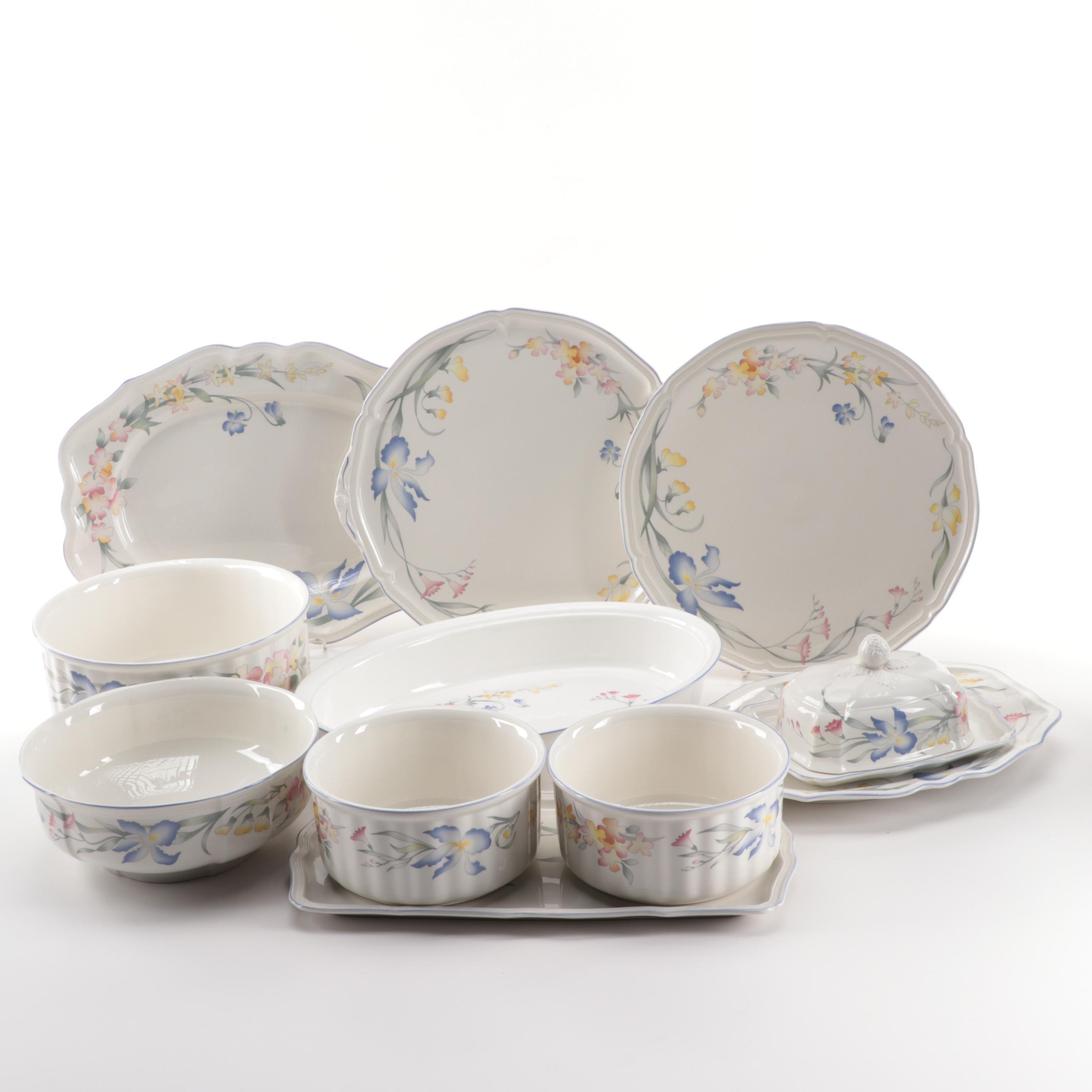 "Villeroy & Boch ""Riviera"" Porcelain Serveware"