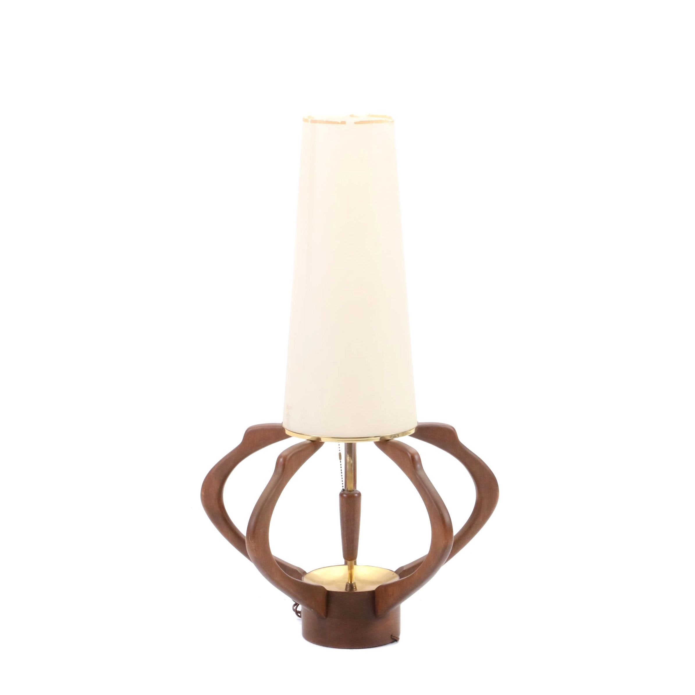 Mid Century Modern Lamp by Modeline