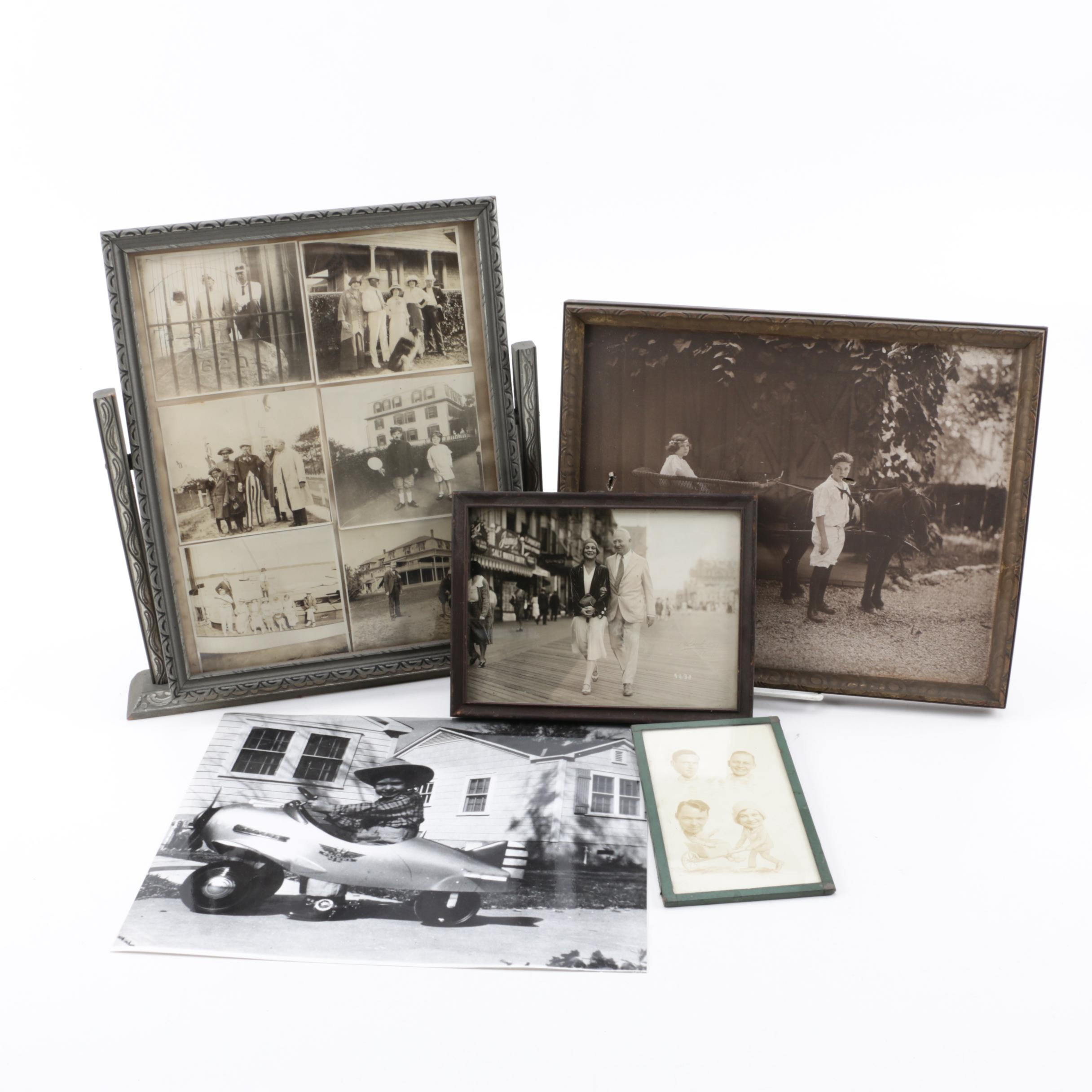 Vintage Family Photographs