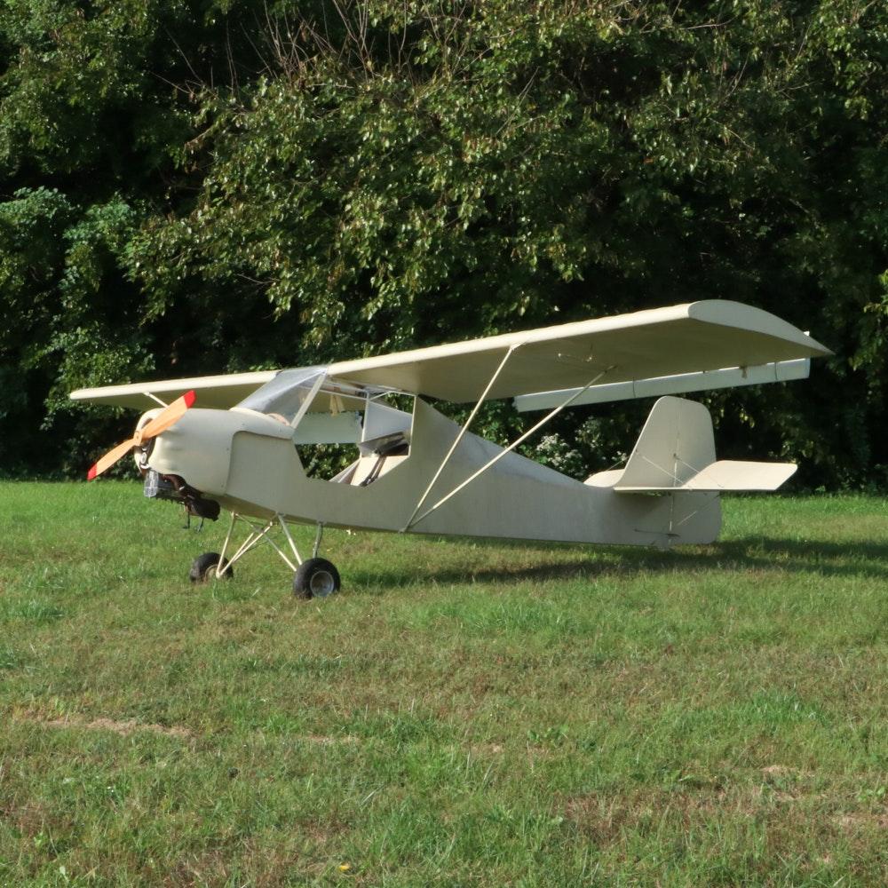 1999 Sky Star Kitfox Lite Ultralight Personal Aircraft