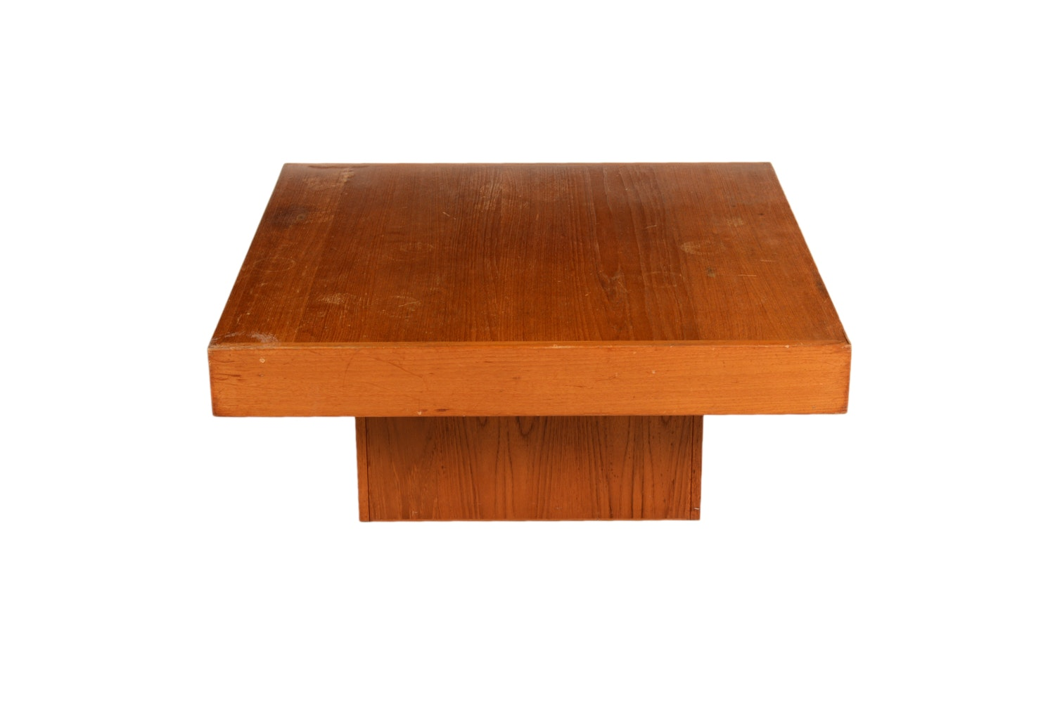 Danish Modern Teak Coffee Table by Trioh, Mid 20th Century
