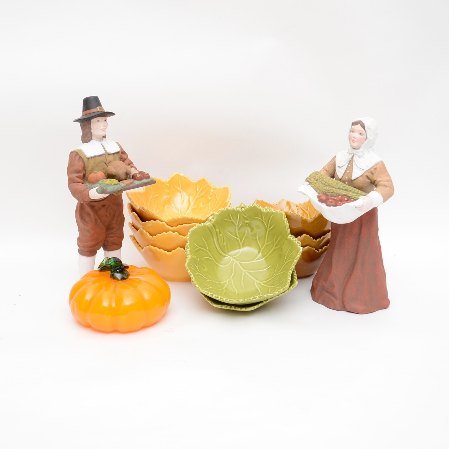 Collection of Autumn Tableware