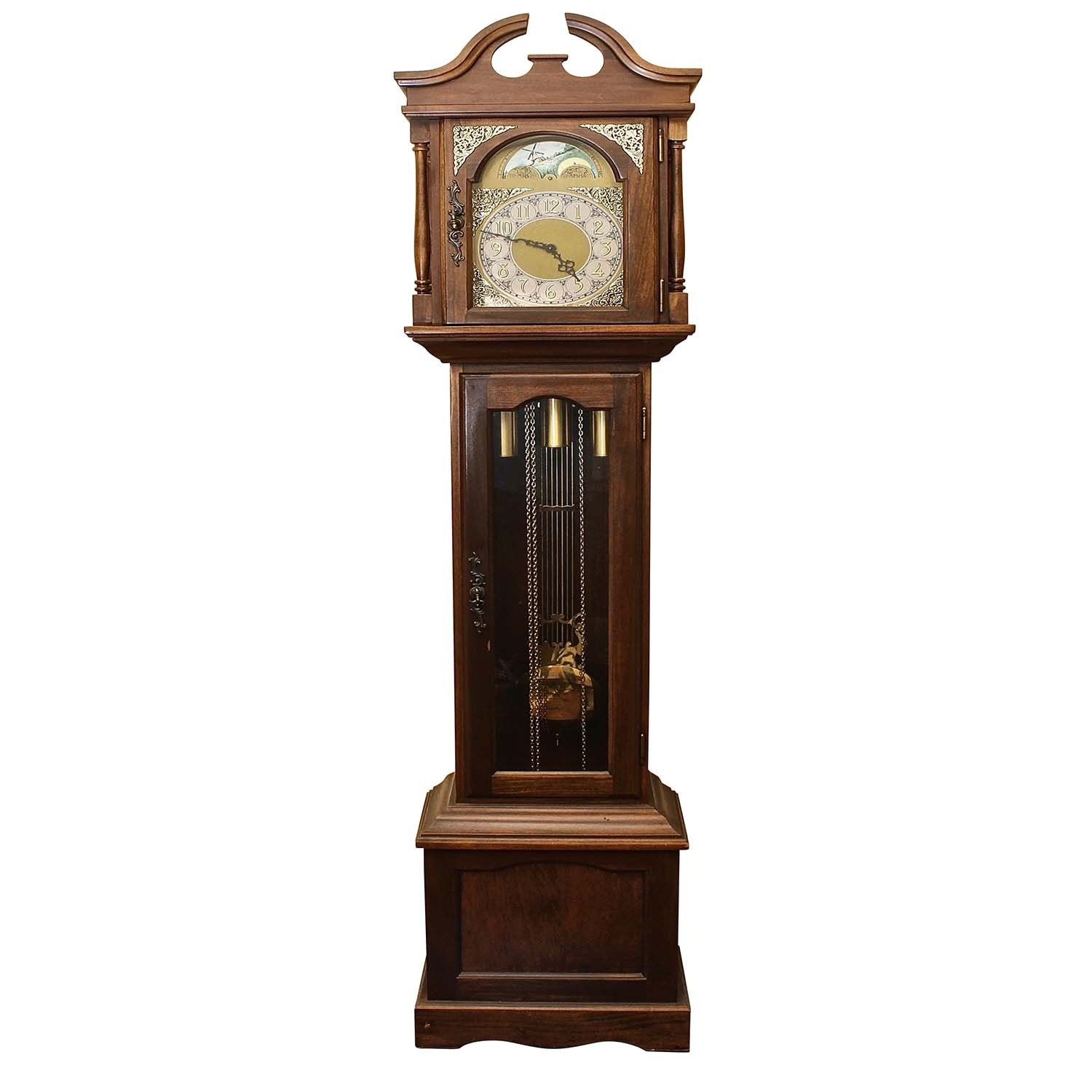 Federal Style Grandfather Clock