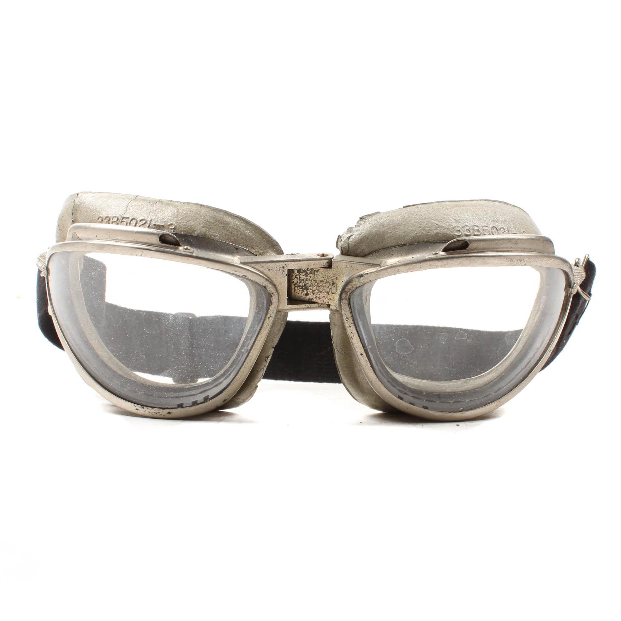 World War II U.S. Air Force Goggles