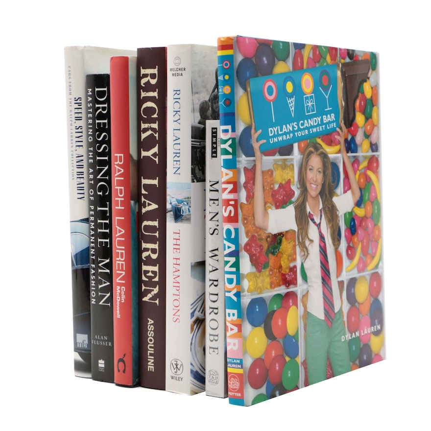 Books On Men S Fashion The Hamptons Food And Cars