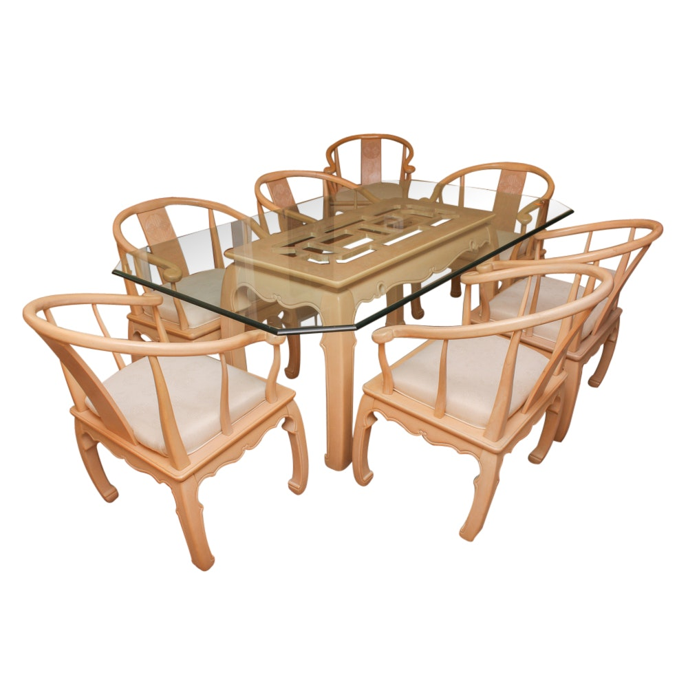 Universal Furniture Industries Dining Table Set