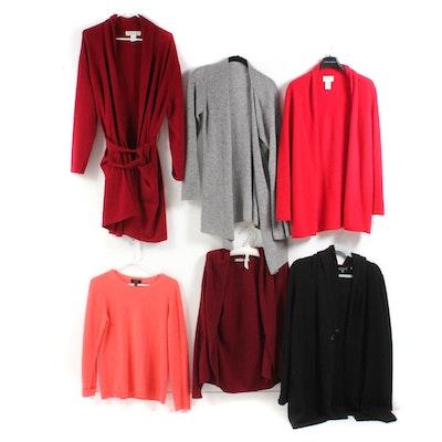Womens Wool Sweaters Including Dana Buchman Ebth