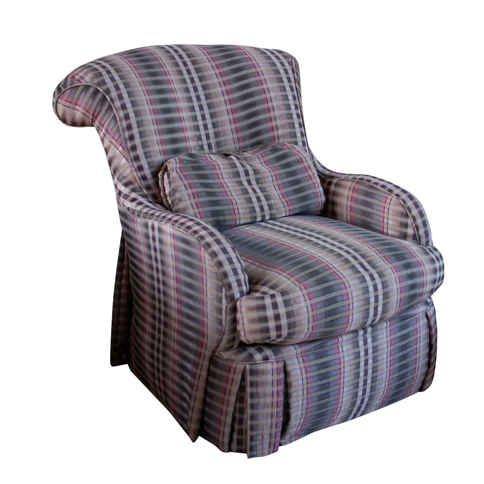 Contemporary Upholstered Armchair by Lexington Furniture