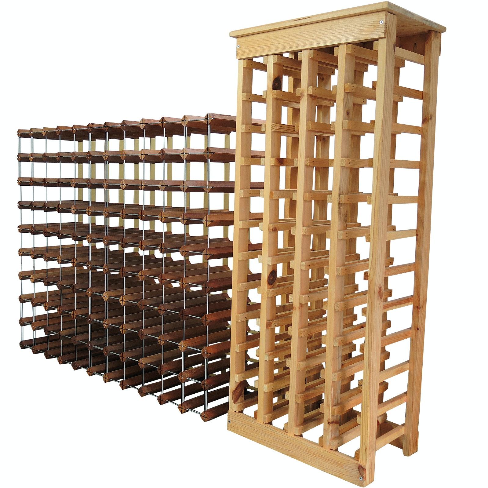 Wood Wine Racks