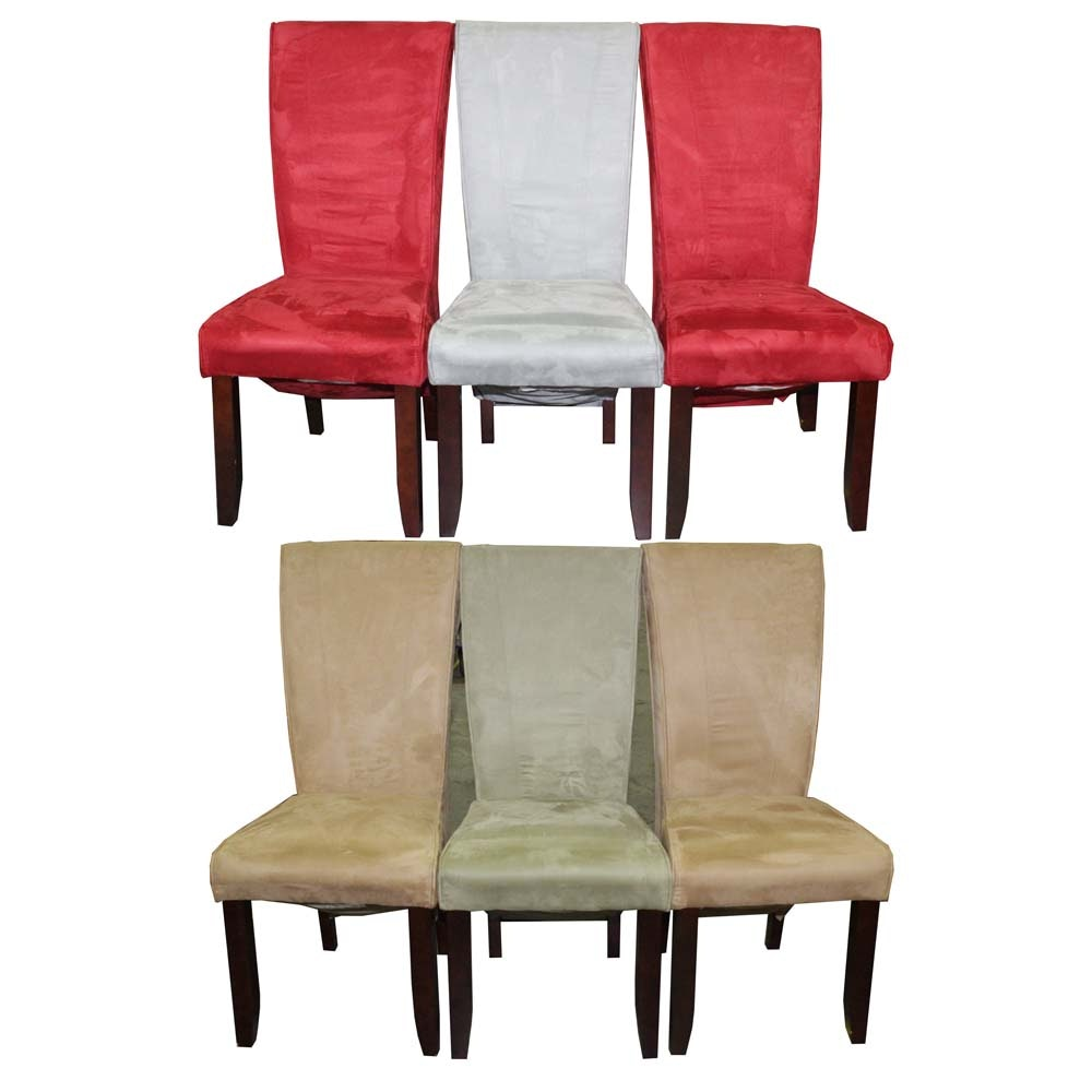 Colorful Contemporary Dining Chairs