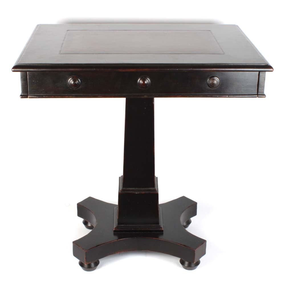 """Acquisitions"" by Henredon Accent Table"