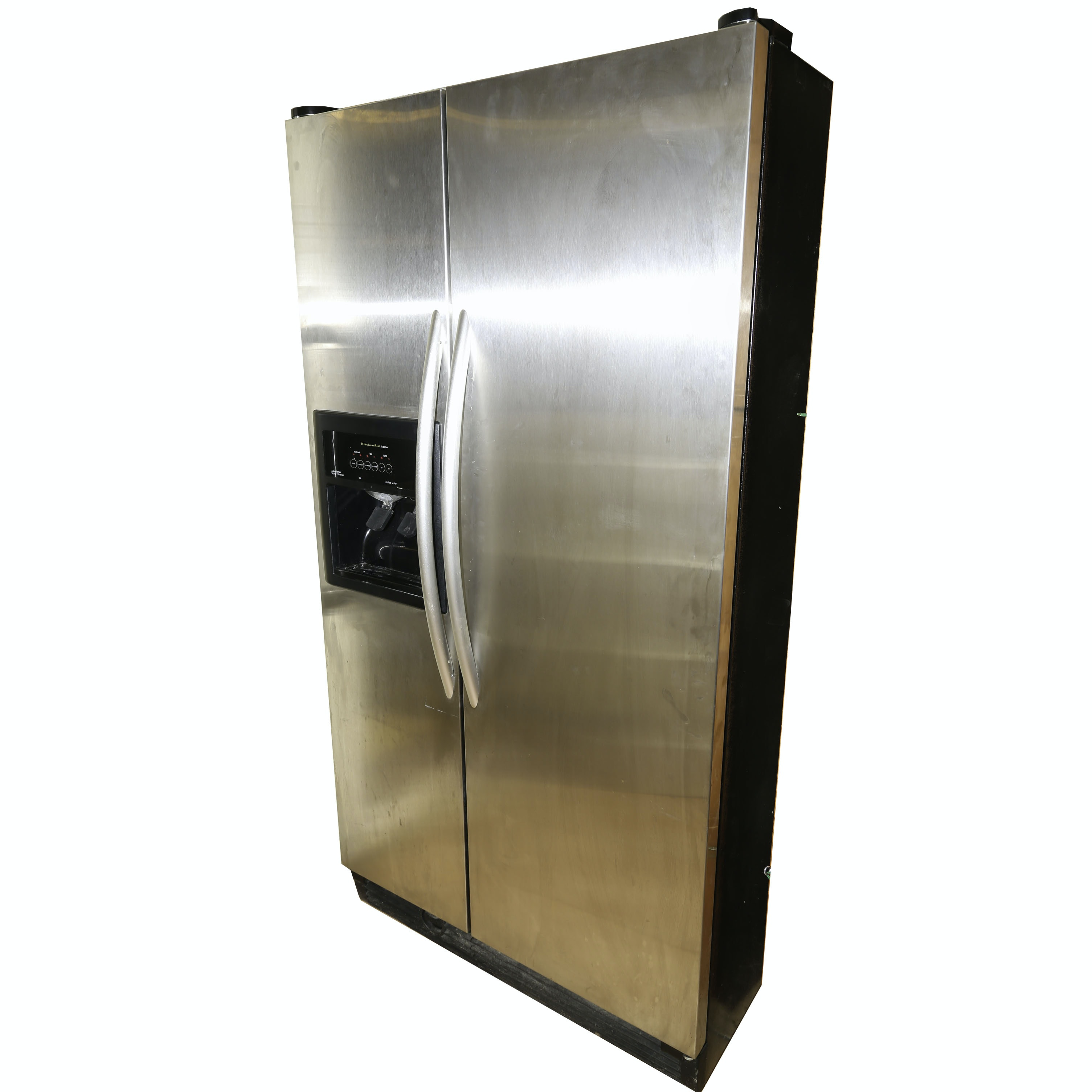 KitchenAid Superba Double Door Stainless Steel Refrigerator