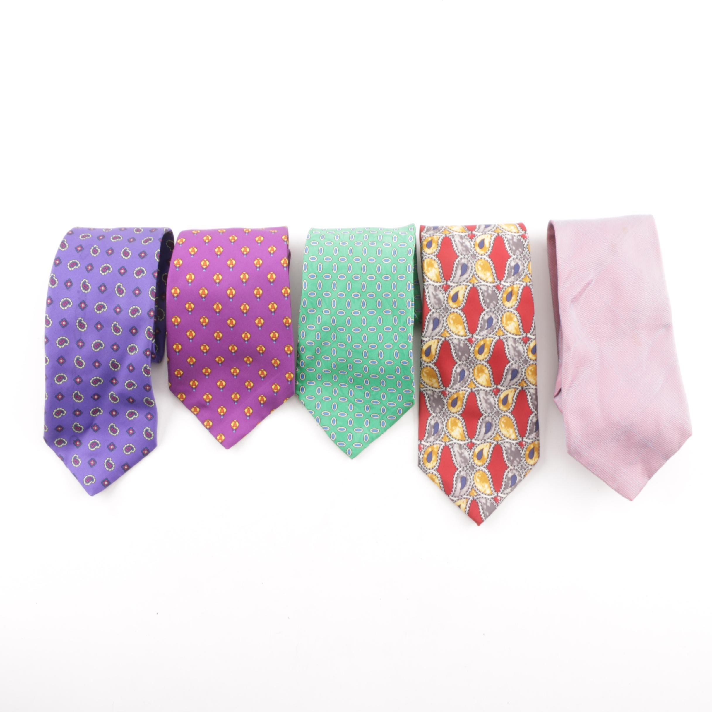 Burberry Silk Neckties